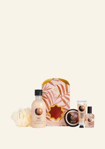 The Body Shop Coffret Collection Karité Nourrissant 1 Article