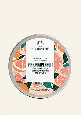 The Body Shop Beurre Corps Pamplemousse Rose 200 ML