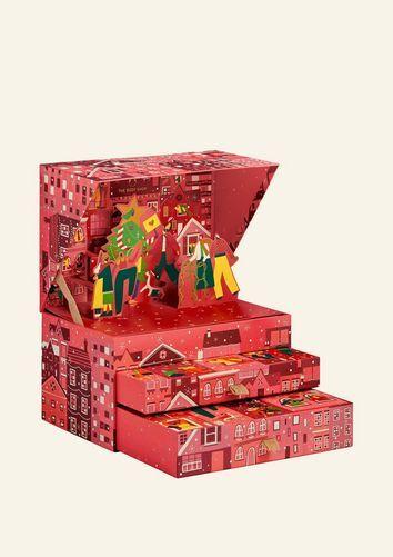 The Body Shop Calendrier De L'avent Partagez L'amour 1 Article