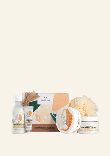 The Body Shop Grand Coffret Almond Milk & Honey Apaisant 1 Article