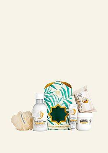 The Body Shop Coffret Collection Almond Milk & Honey Apaisant 1 Article