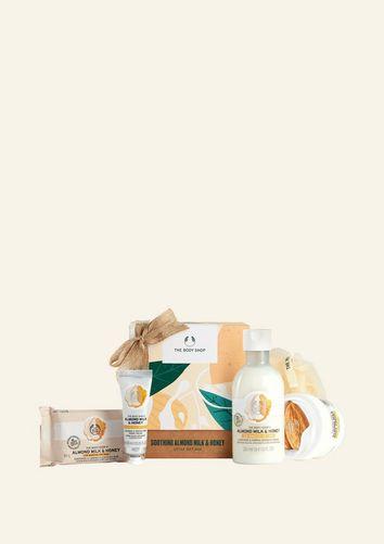 The Body Shop Petit Coffret Almond Milk & Honey Apaisant 1 Article