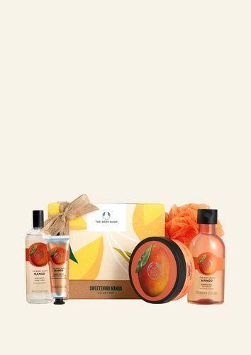 The Body Shop Grand Coffret Mangue Gourmande 1 Article