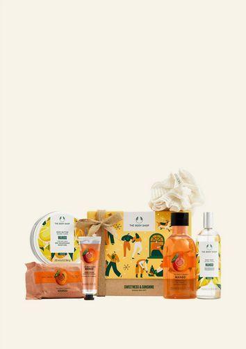The Body Shop Coffret Luxe Sweetness & Sunshine à La Mangue 1 Article