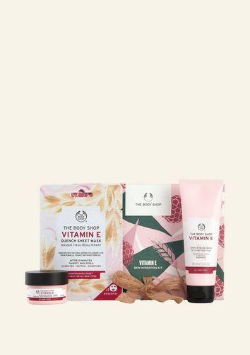 The Body Shop Coffret Hydratation Vitamine E 1 Article
