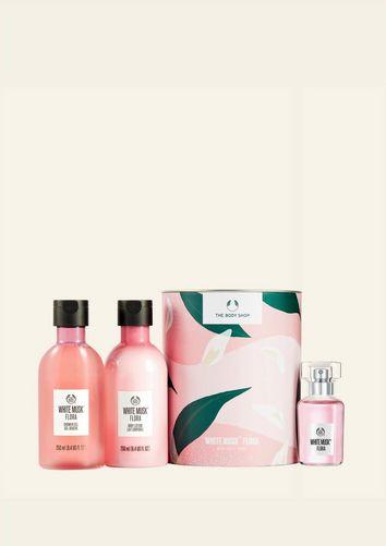The Body Shop Grand Coffret White Musk® Flora 1 Article