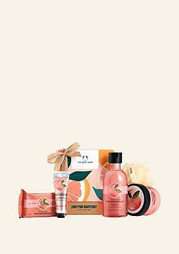 The Body Shop Petit Coffret Pamplemousse Rose Revigorante 1 Article