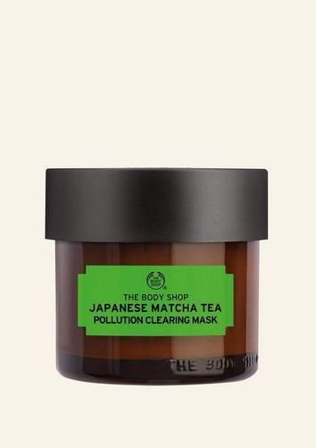 The Body Shop Masque Au Thé Vert Matcha Du Japon 75 ML