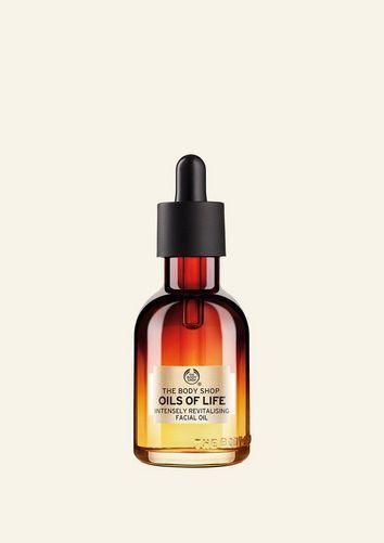 The Body Shop Huile De Soin Visage Revitalisante Intense Oils Of Life™ 30 ML