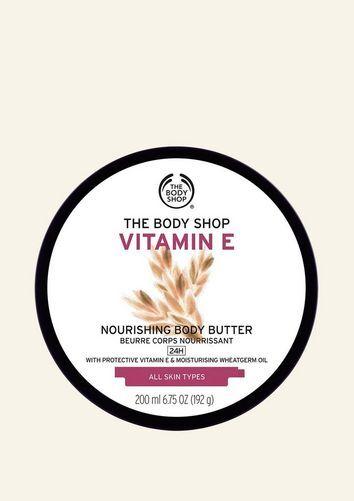 The Body Shop Beurre Corporel Vitamine E 200 ML