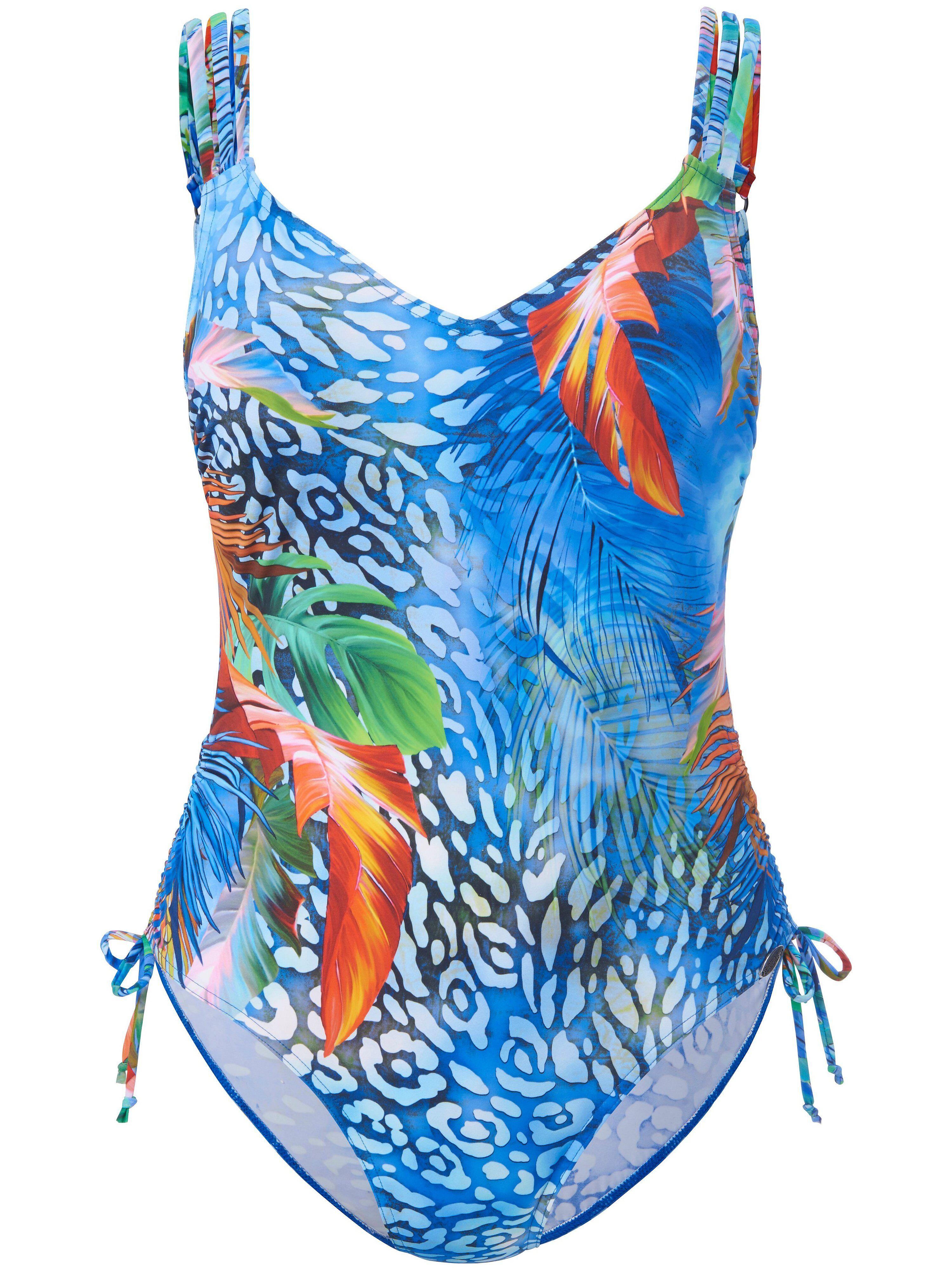 Sunflair Le maillot bain Xtra Life à bretelles triples  Sunflair multicolore  - Femme - 42