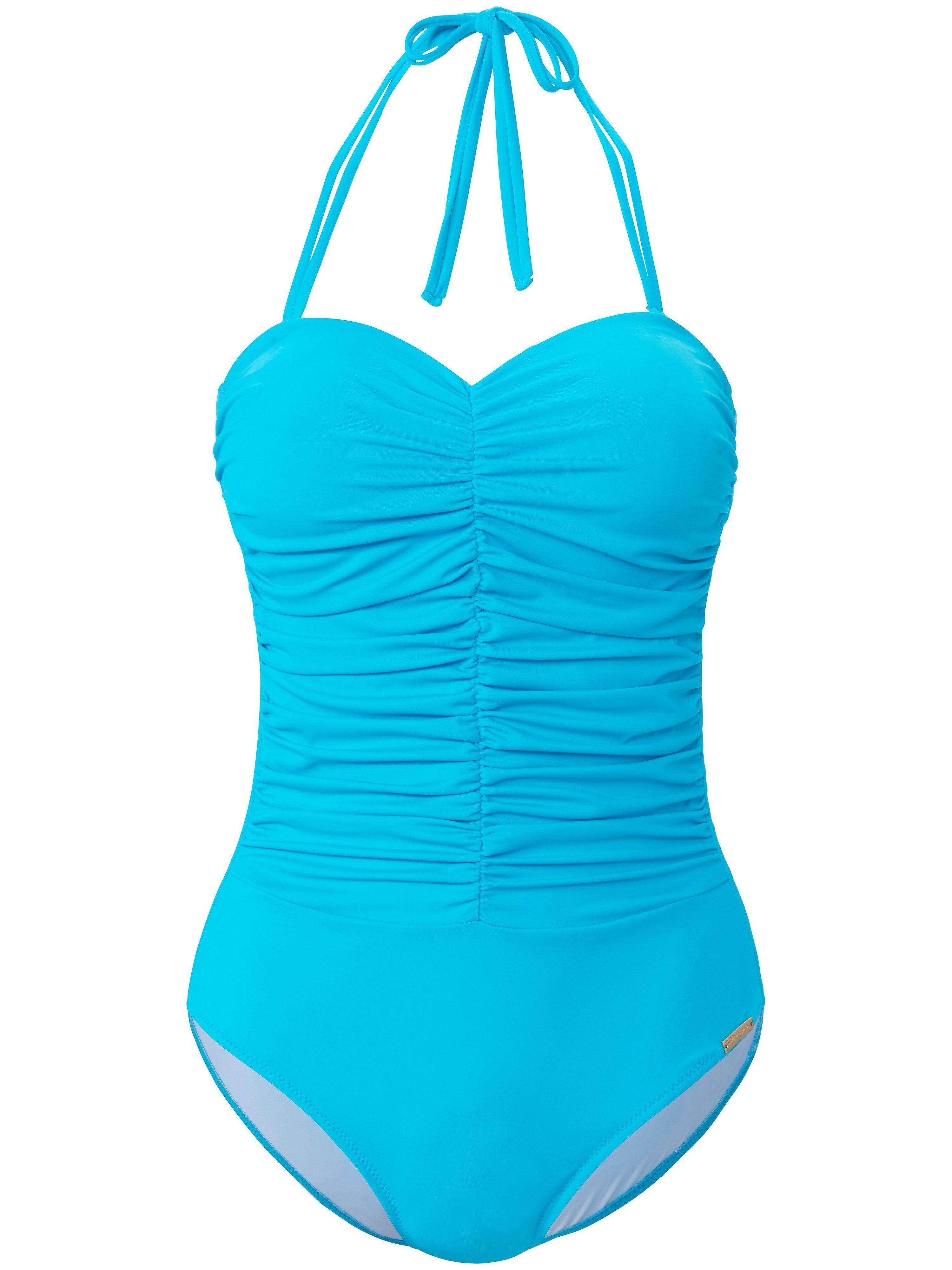 Fürstenberg Le maillot bain forme bandeau  Fürstenberg turquoise  - Femme - 48