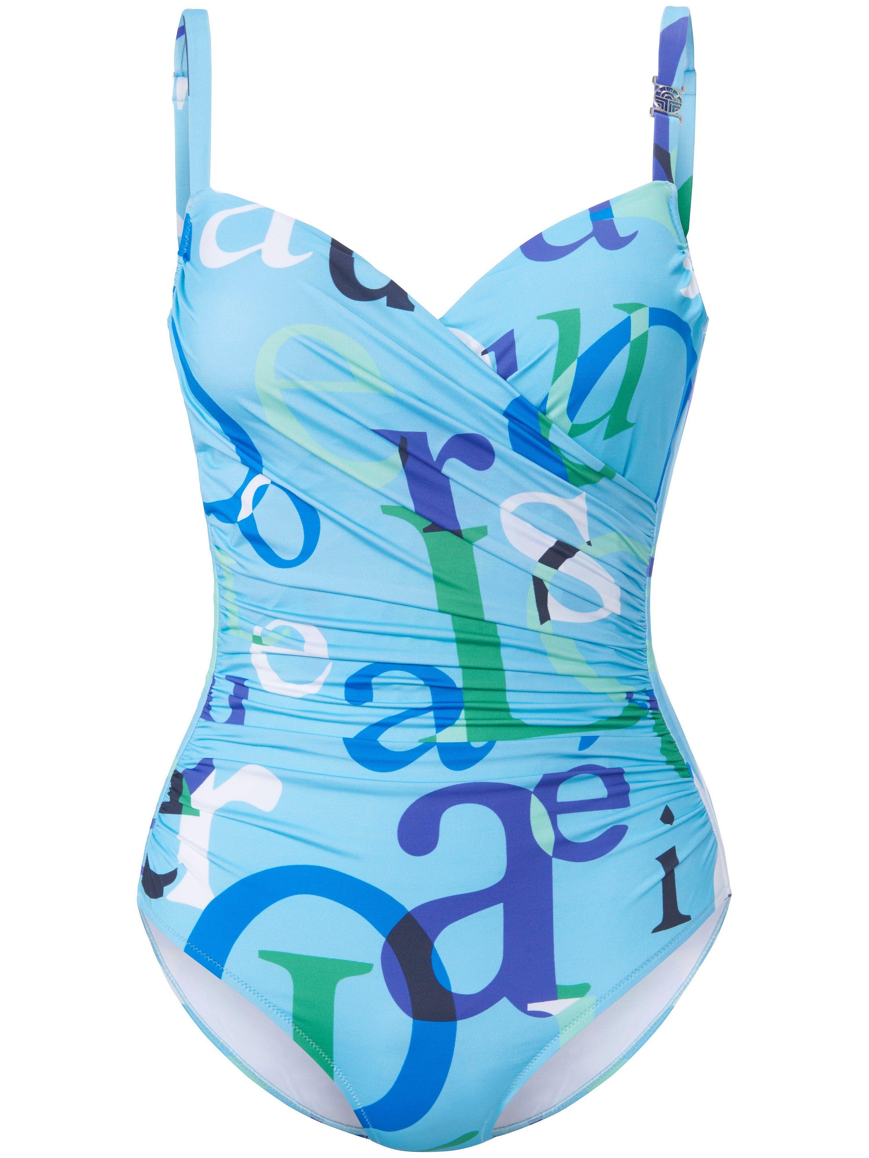 Féraud Le maillot bain à armatures  Féraud turquoise  - Femme - 42