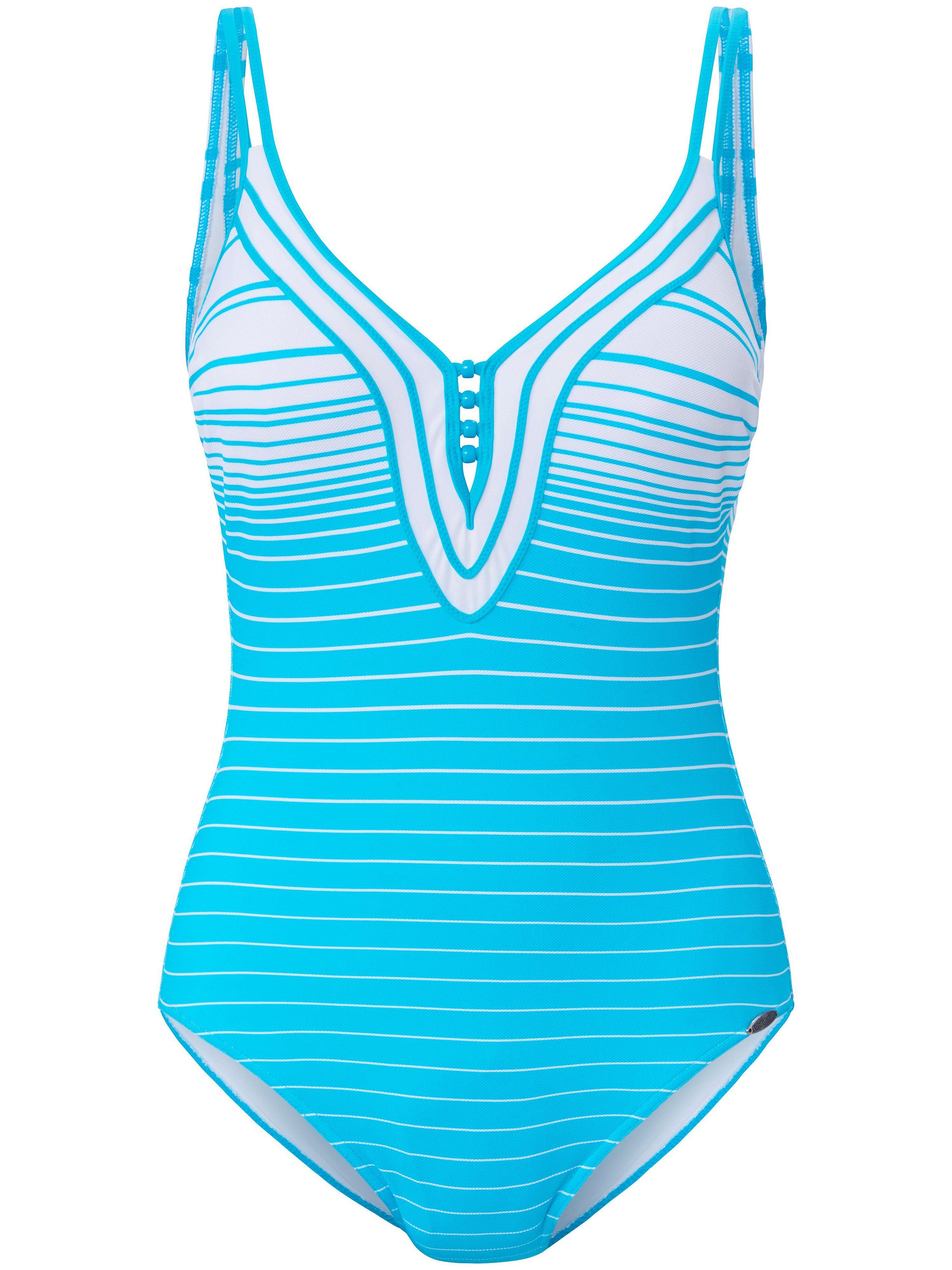 Sunflair Le maillot bain en microfibre  Sunflair turquoise  - Femme - 42