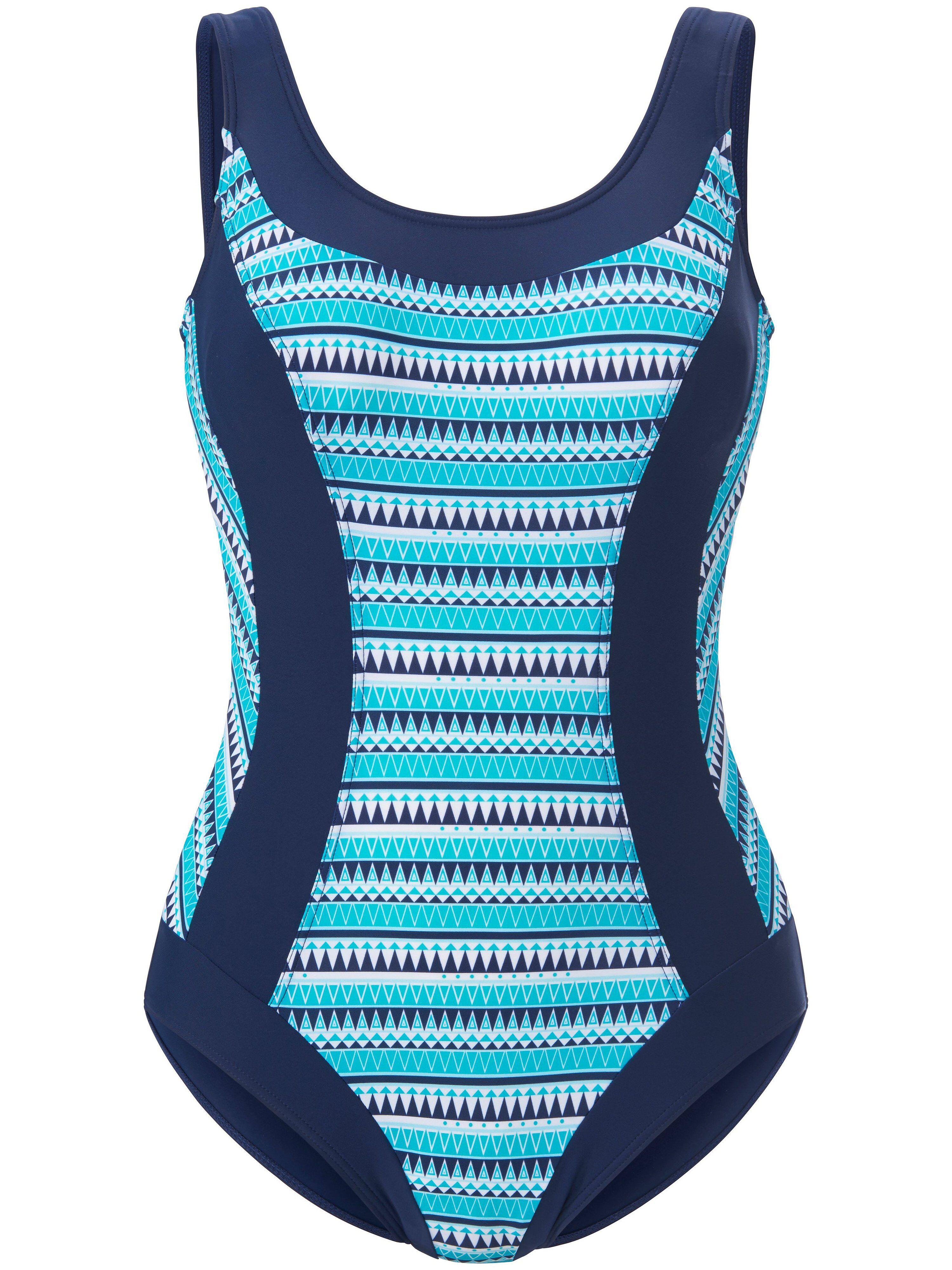 Sunmarin La maillot bain avec buste doublé  Sunmarin bleu  - Femme - 40