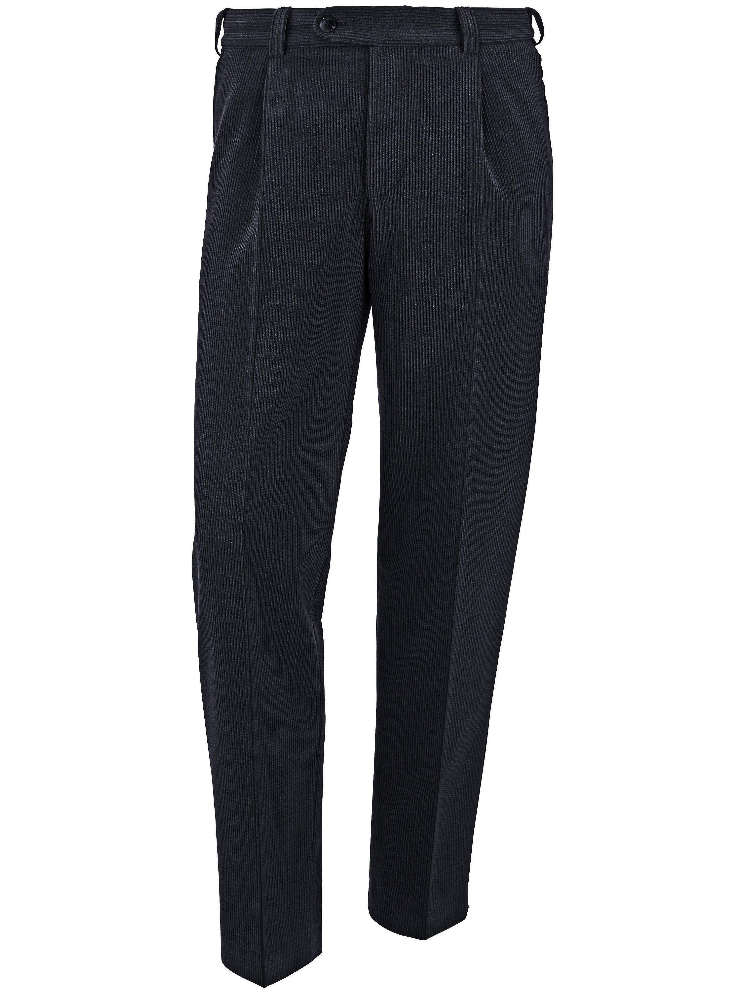 Brax Le pantalon à pinces modèle Luis  Eurex by Brax bleu  - Homme - 25