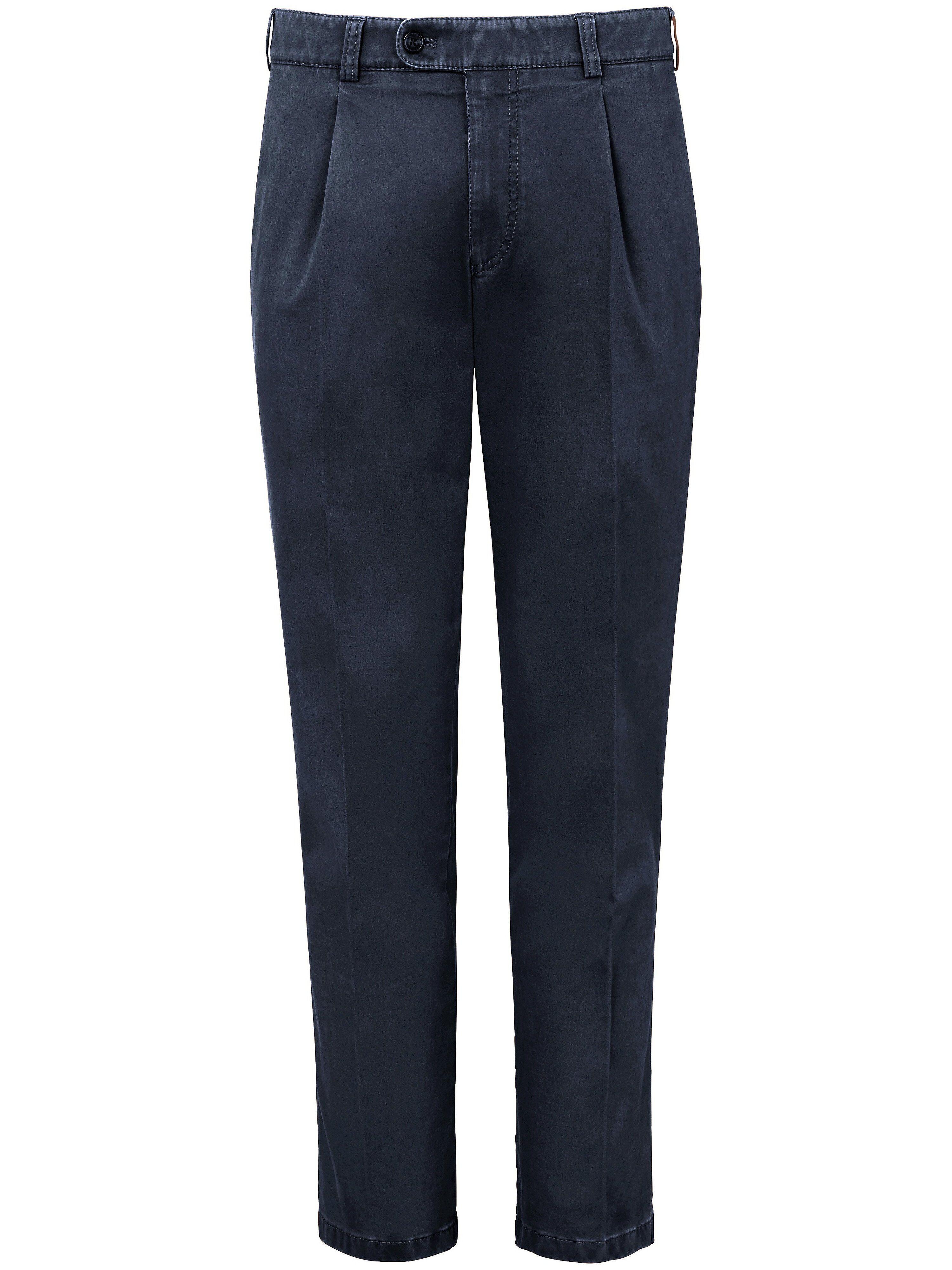 Brax Le pantalon chaud à pinces modèle Luis  Eurex by Brax denim  - Homme - 26