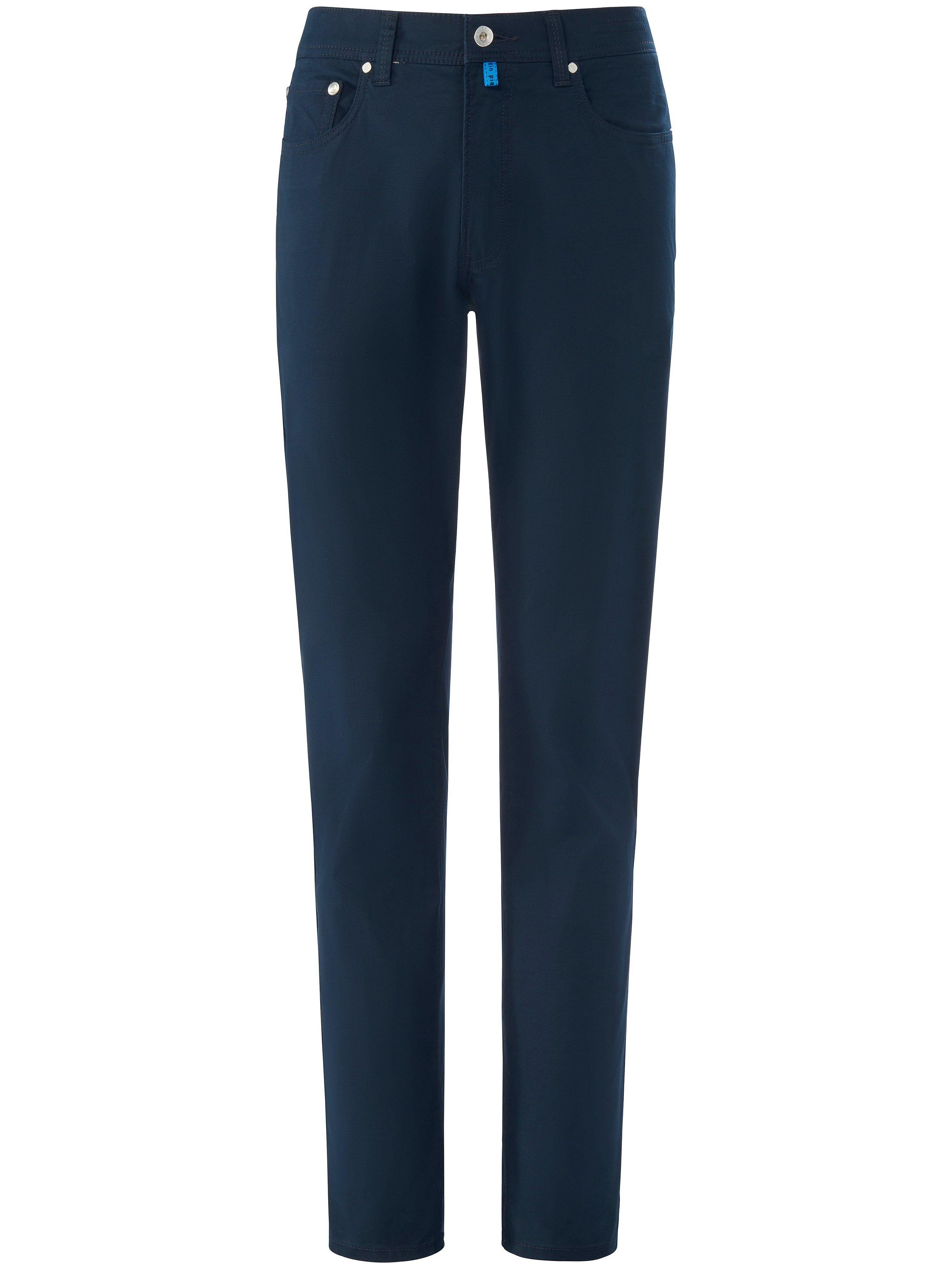Pierre Cardin Le pantalon Regular Fit modèle Lyon Tapered  Pierre Cardin bleu  - Homme - 26