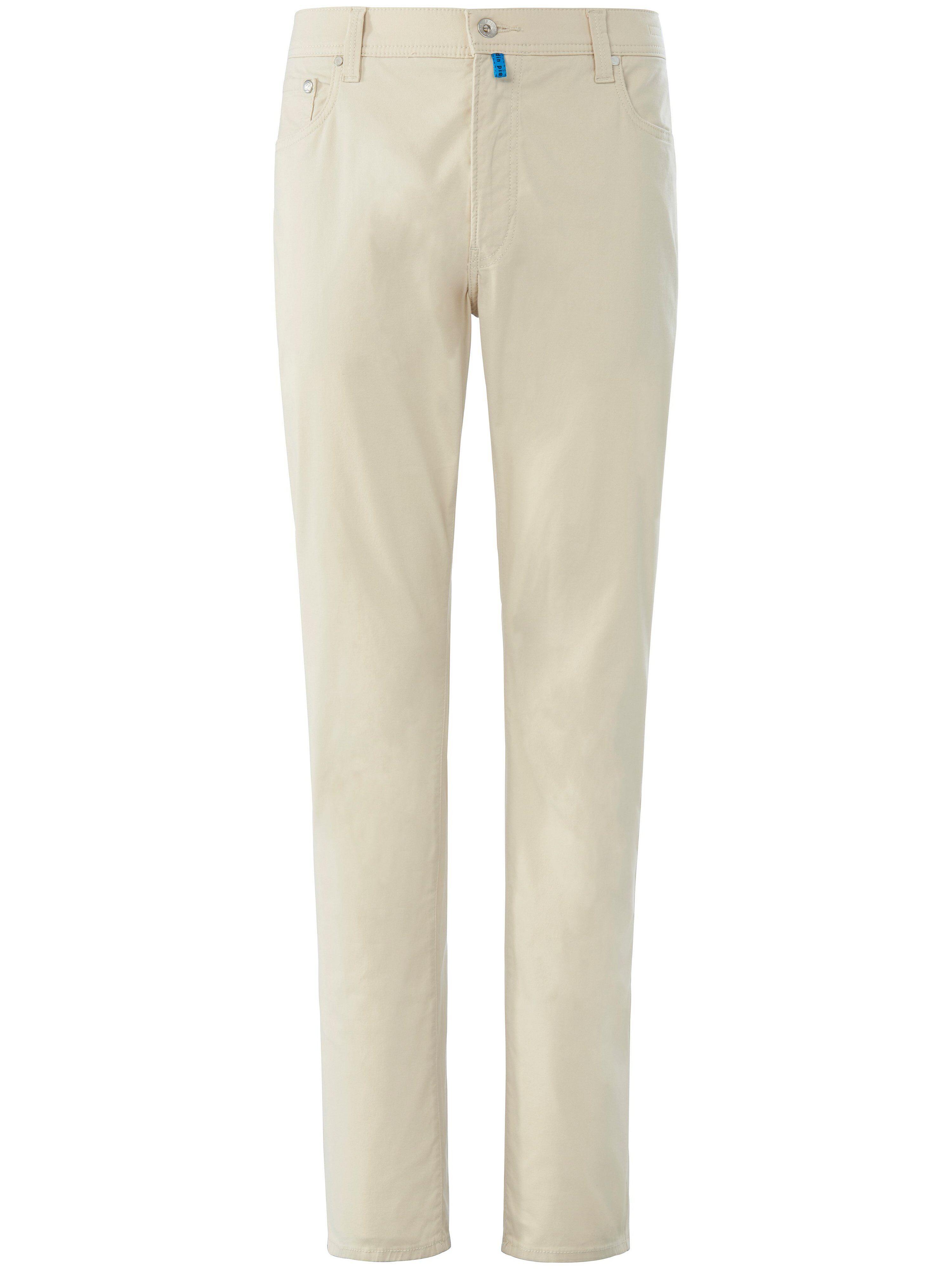 Pierre Cardin Le pantalon Regular Fit modèle Lyon Tapered  Pierre Cardin beige  - Homme - 25