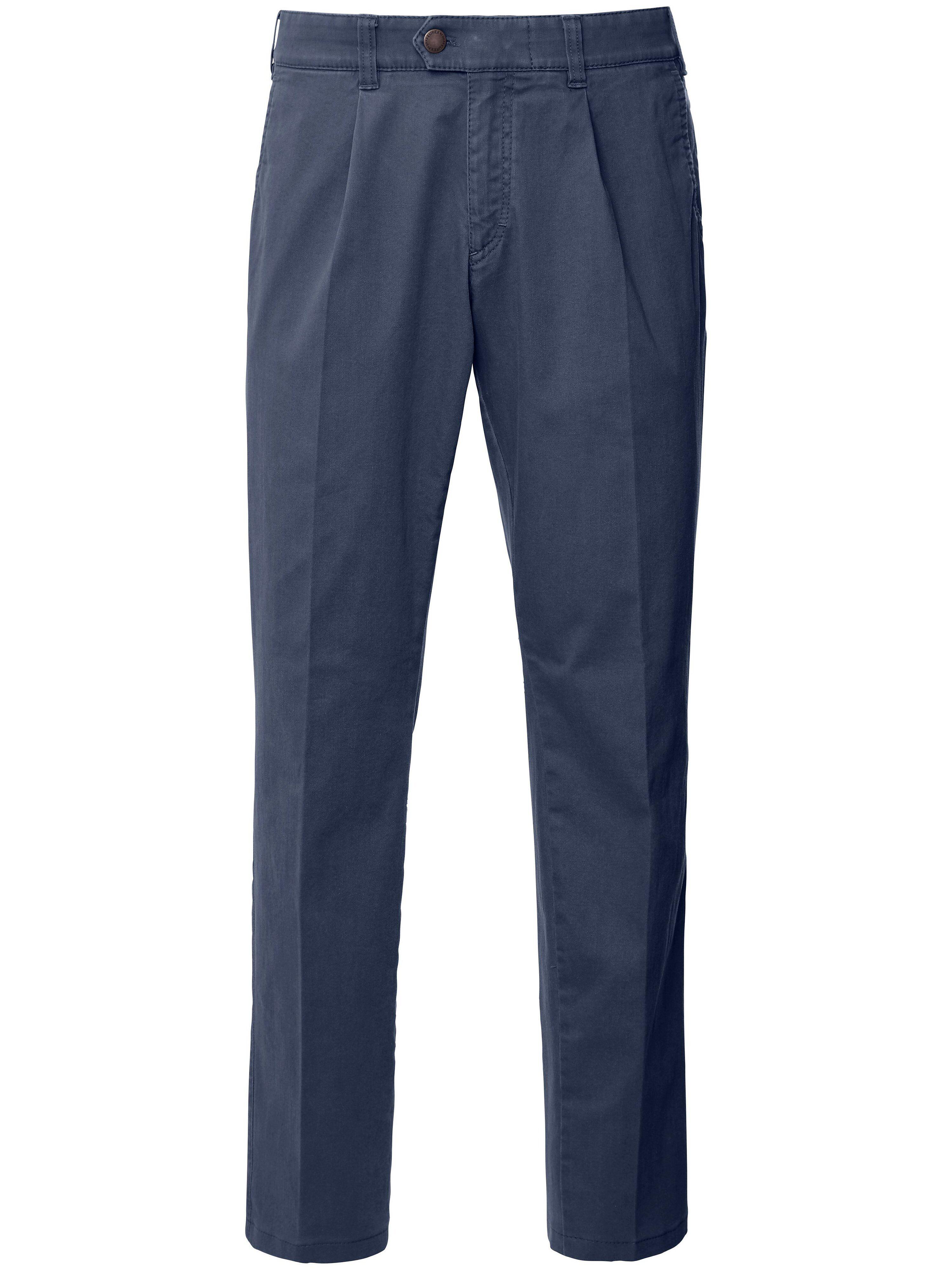 Brax Le pantalon à pinces  Eurex by Brax bleu  - Homme - 28
