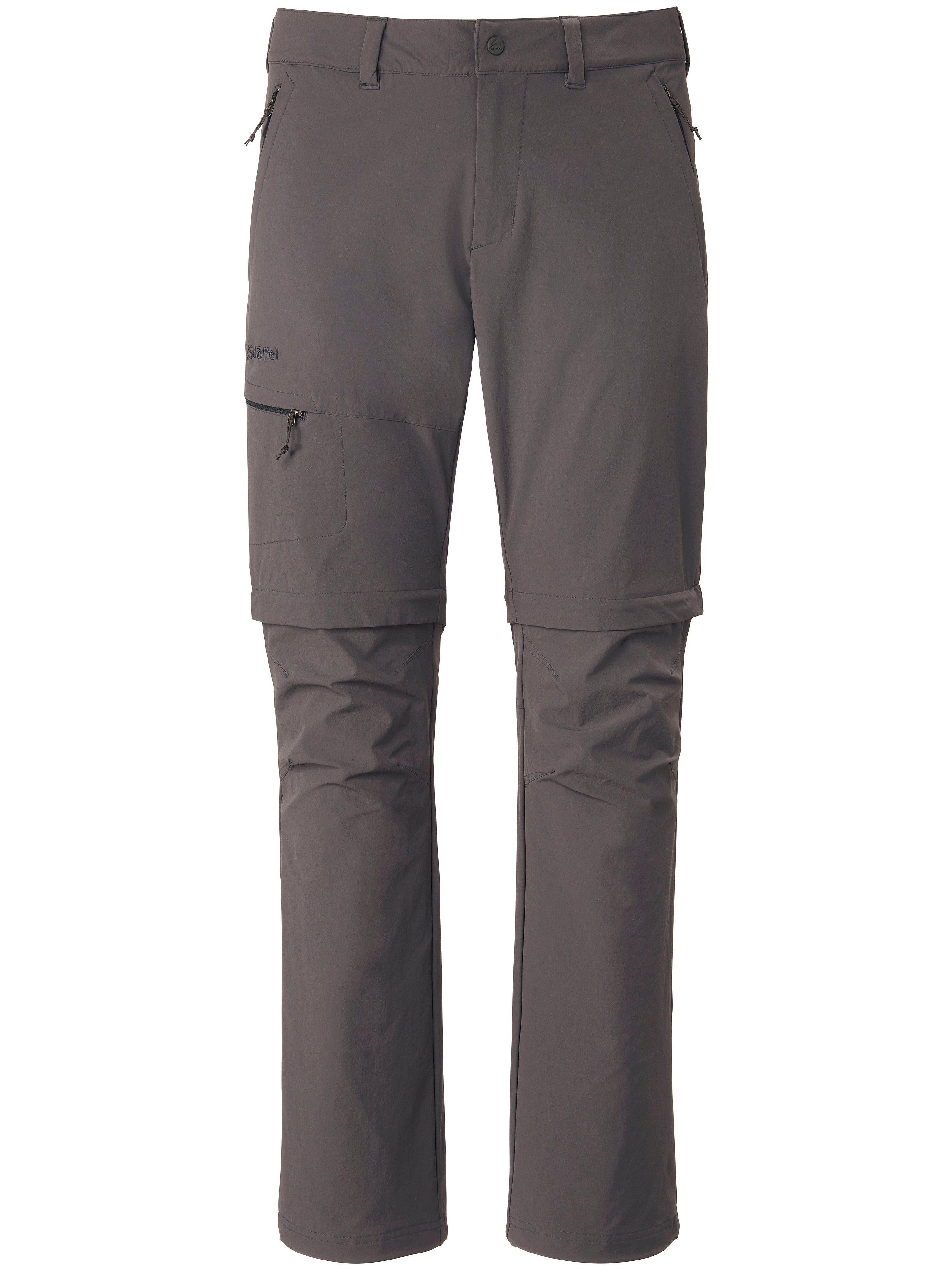 Schöffel Le pantalon randonnée Zip-Off  Schöffel gris  - Homme - 27