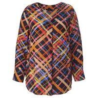Emilia Lay La blouse manches longues  Emilia Lay noir  - Femme - 42 <br /><b>129.00 EUR</b> peterhahn.fr