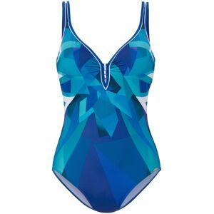 Sunflair Le maillot bain Xtra Life avec perles  Sunflair bleu  - Femme - 40 - Publicité