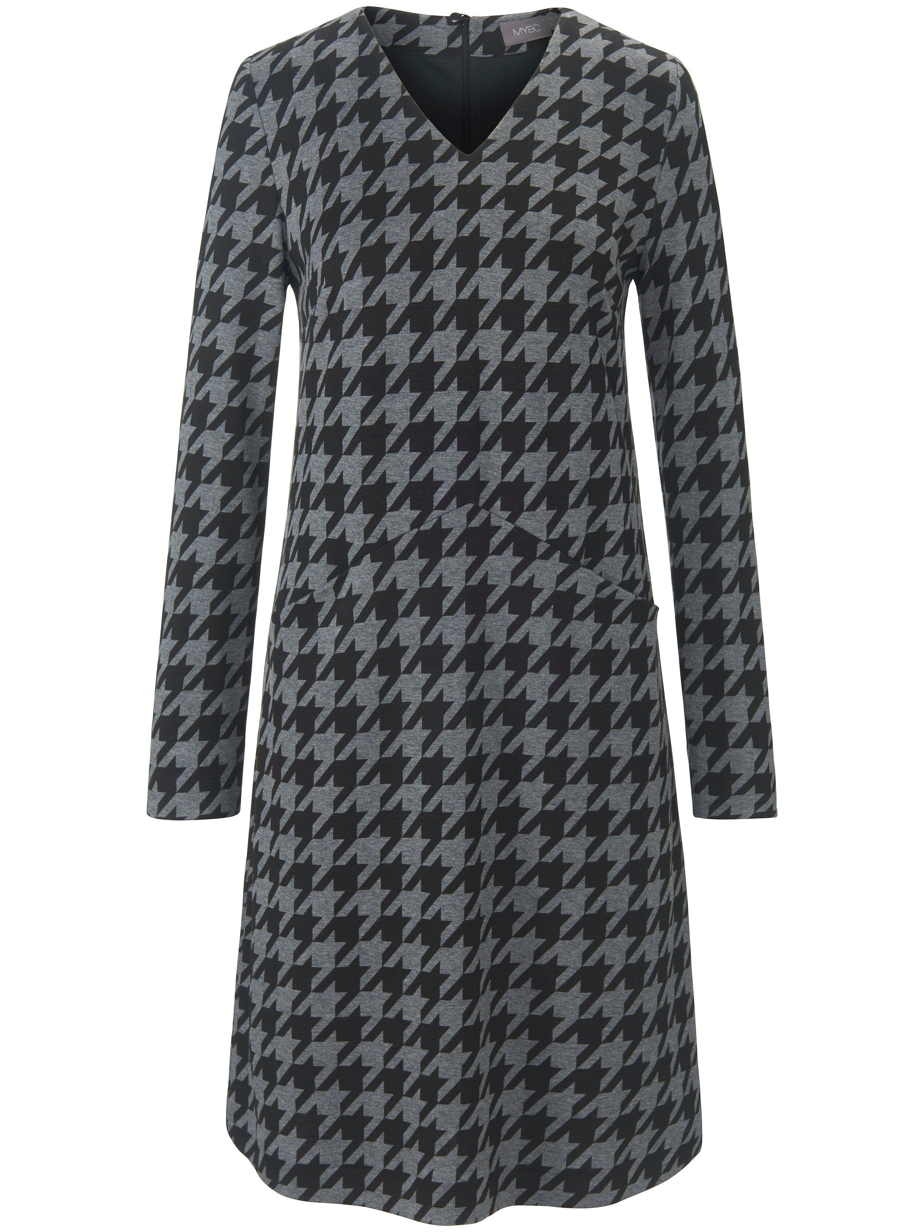 MYBC La robe ligne en A  MYBC noir  - Femme - 40