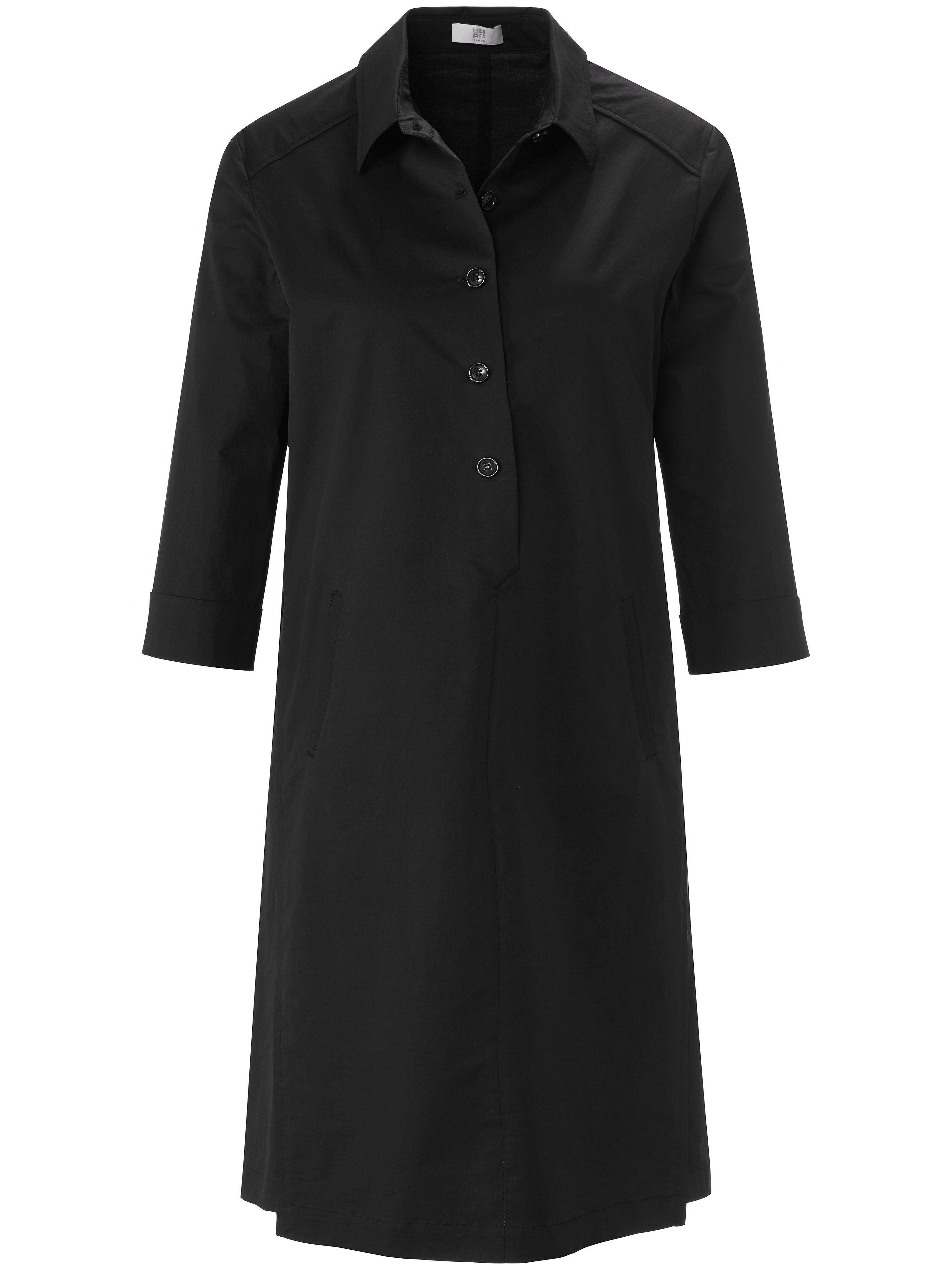 Riani La robe ligne chemisier manches 3/4  Riani noir  - Femme - 38