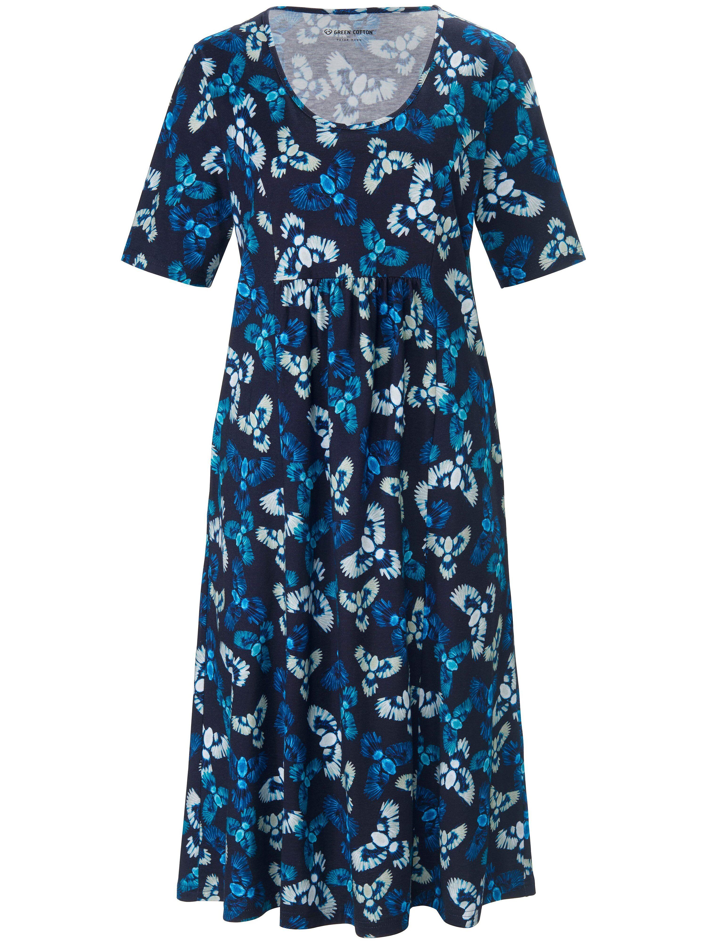 Green Cotton La robe en jersey 100% coton  Green Cotton bleu  - Femme - 38