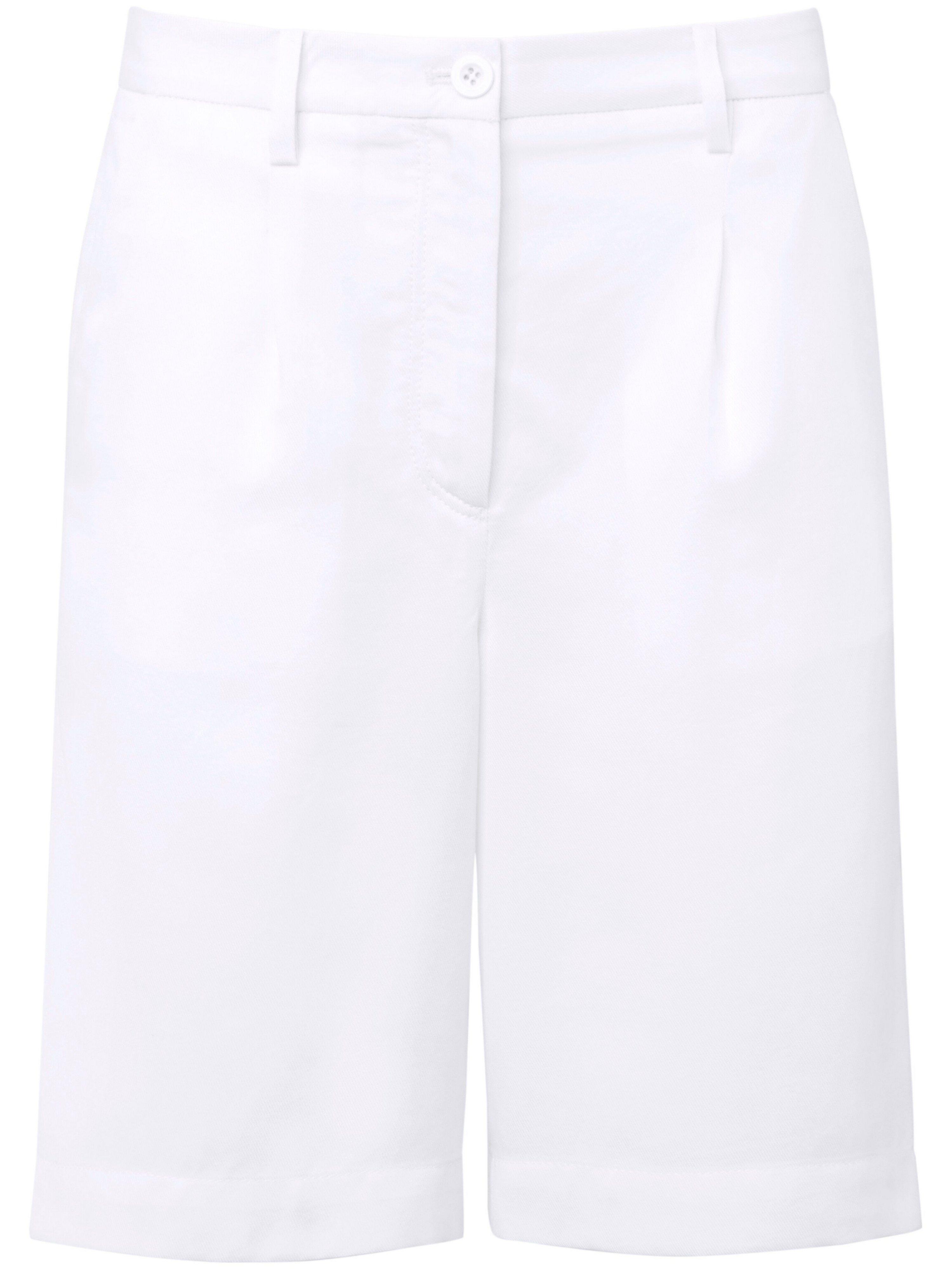 DAY.LIKE Le short citadin à pinces  DAY.LIKE blanc  - Femme - 38