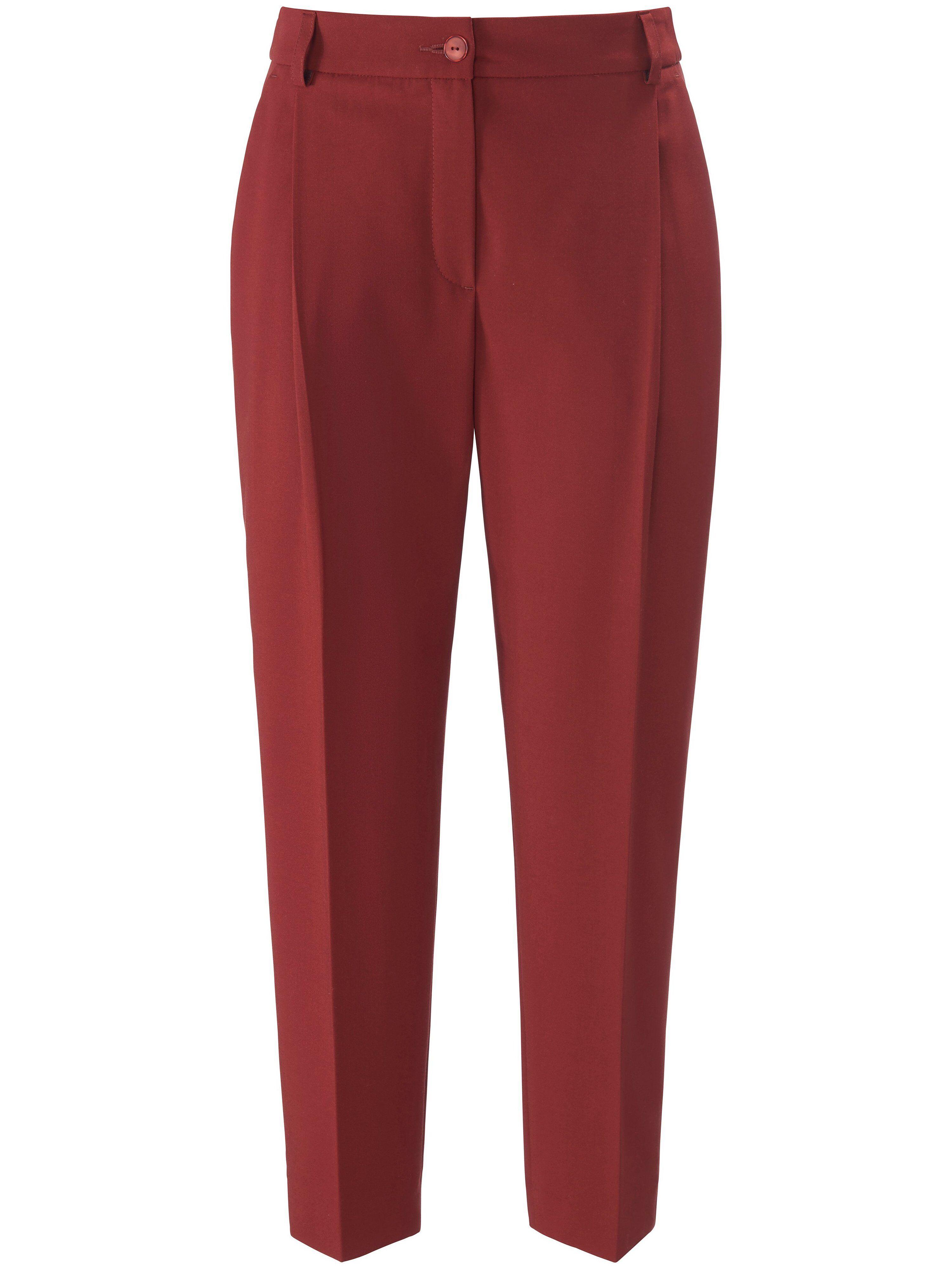 DAY.LIKE Le pantalon à pinces longueur chevilles Wide Fit  DAY.LIKE marron  - Femme - 23