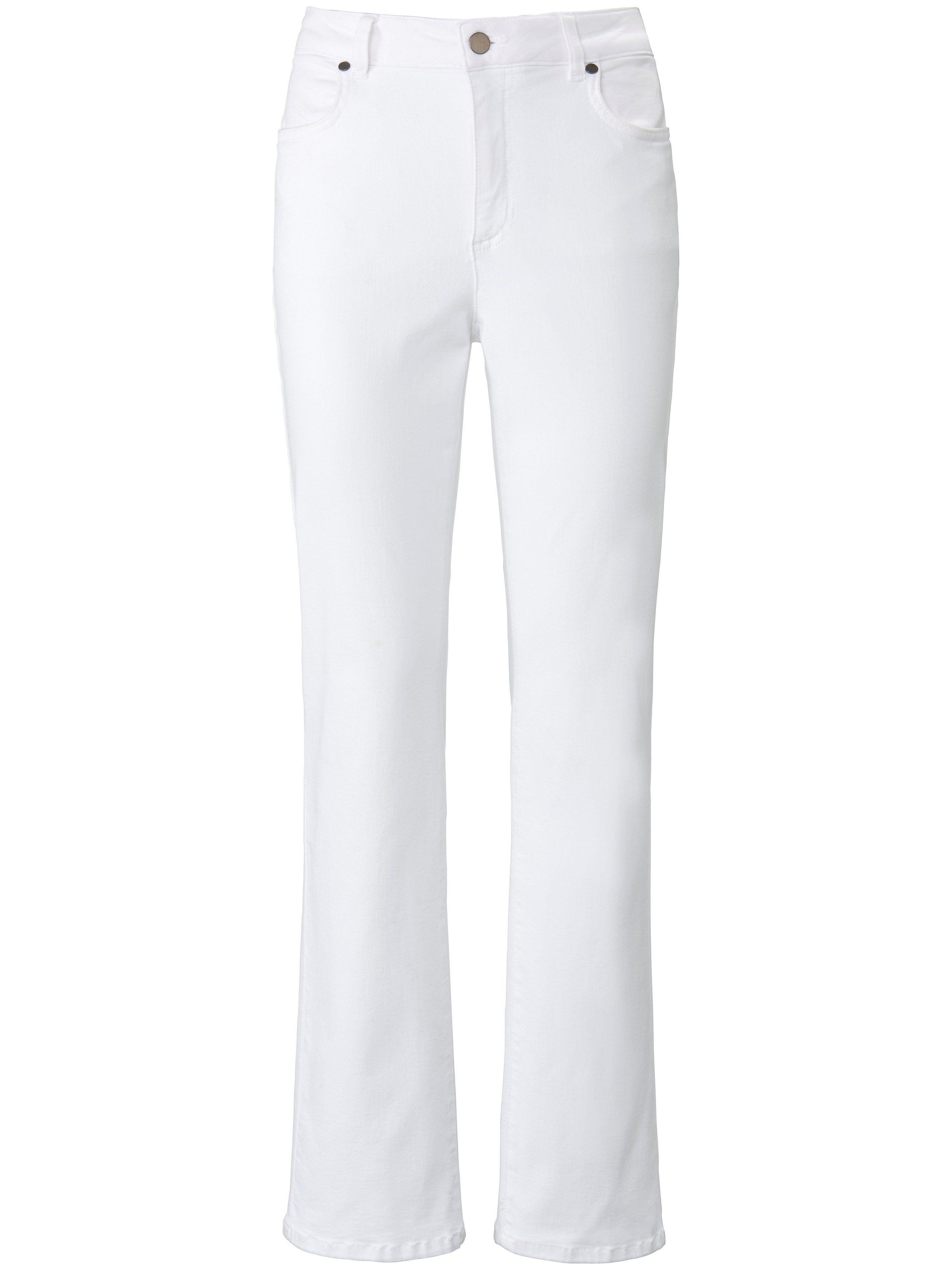Uta Raasch Le jean ligne droite  Uta Raasch blanc  - Femme - 38