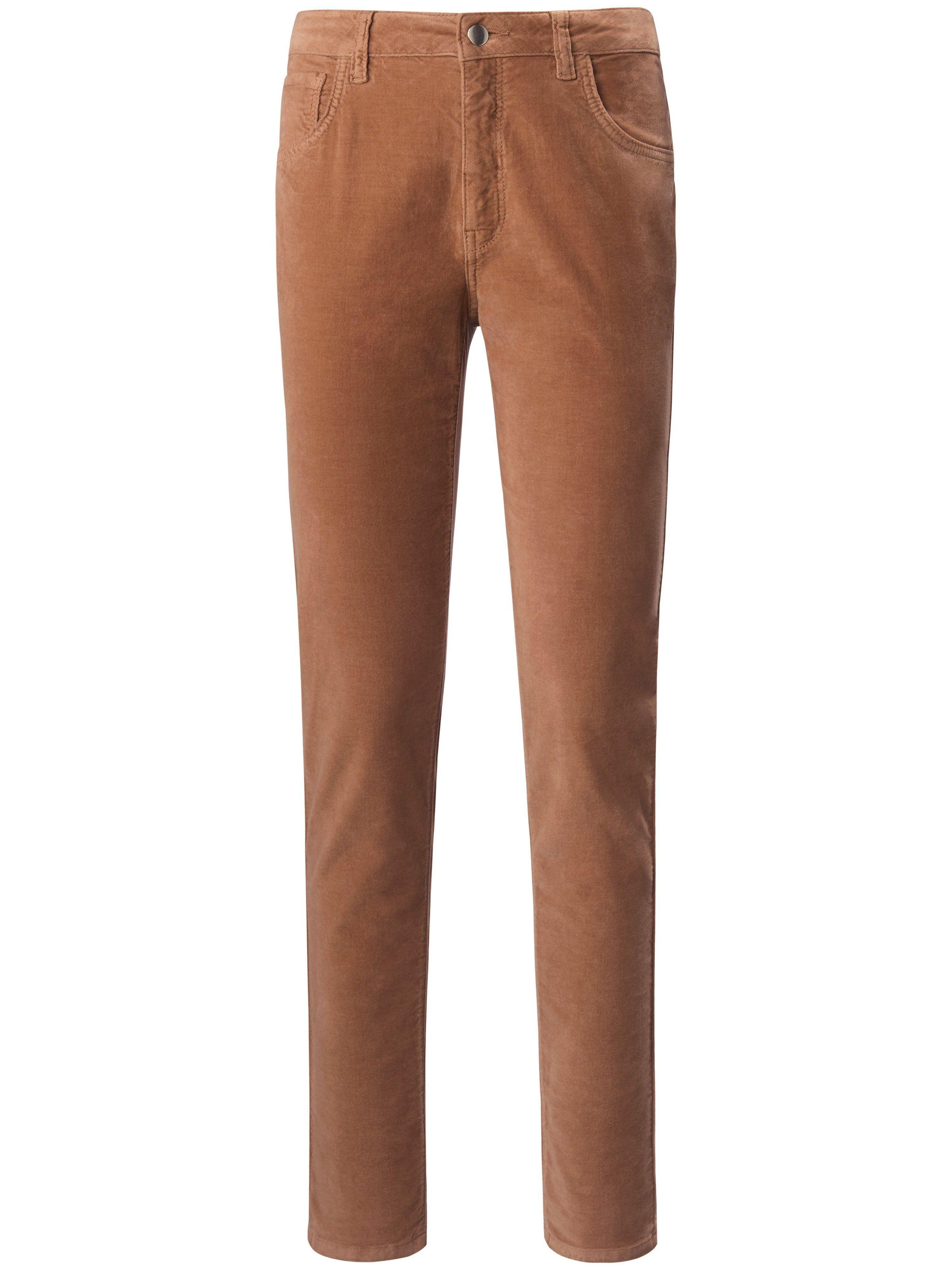 Uta Raasch Le pantalon ligne 5 poches  Uta Raasch marron  - Femme - 19