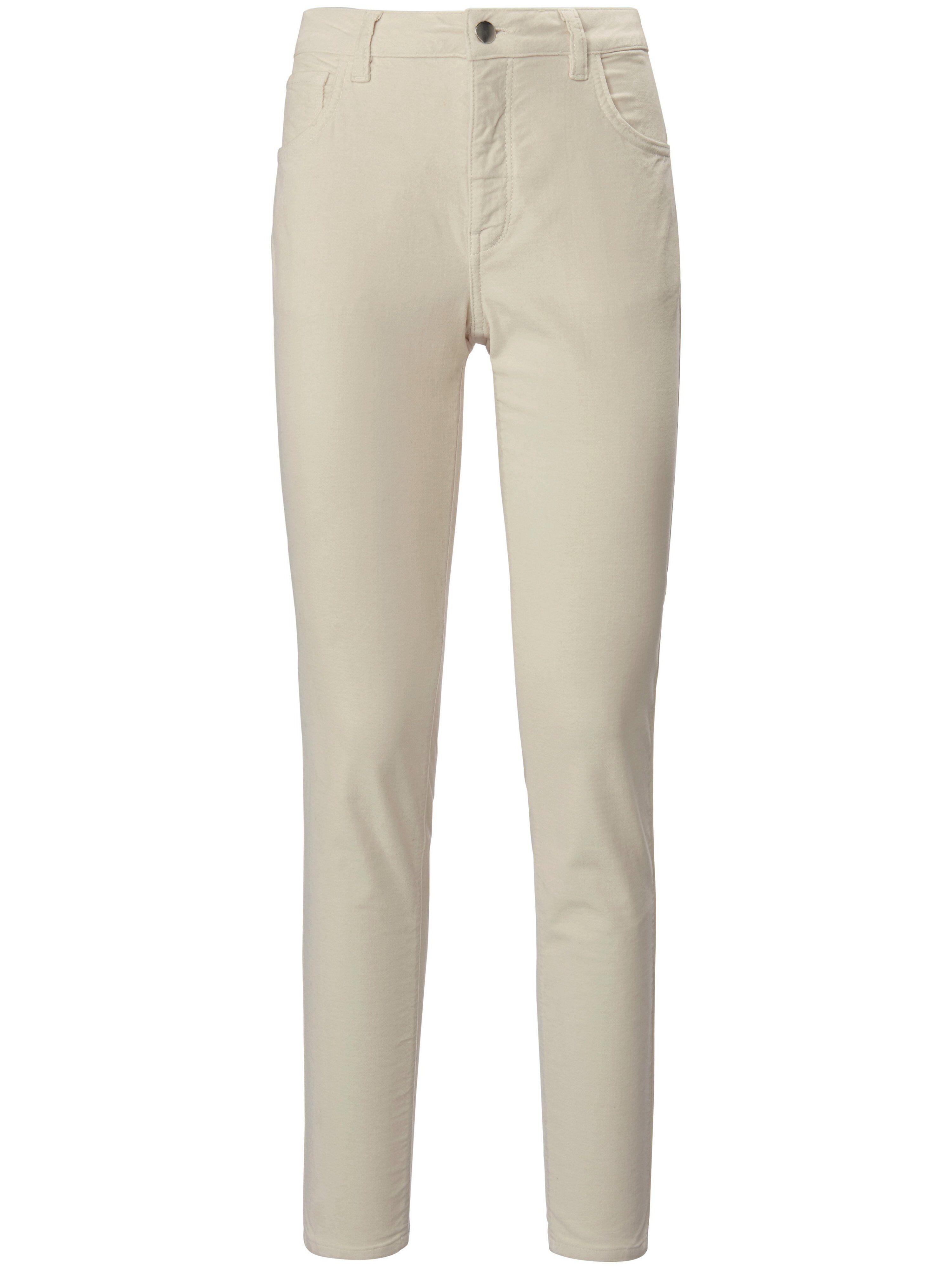 Uta Raasch Le pantalon ligne 5 poches  Uta Raasch beige  - Femme - 19