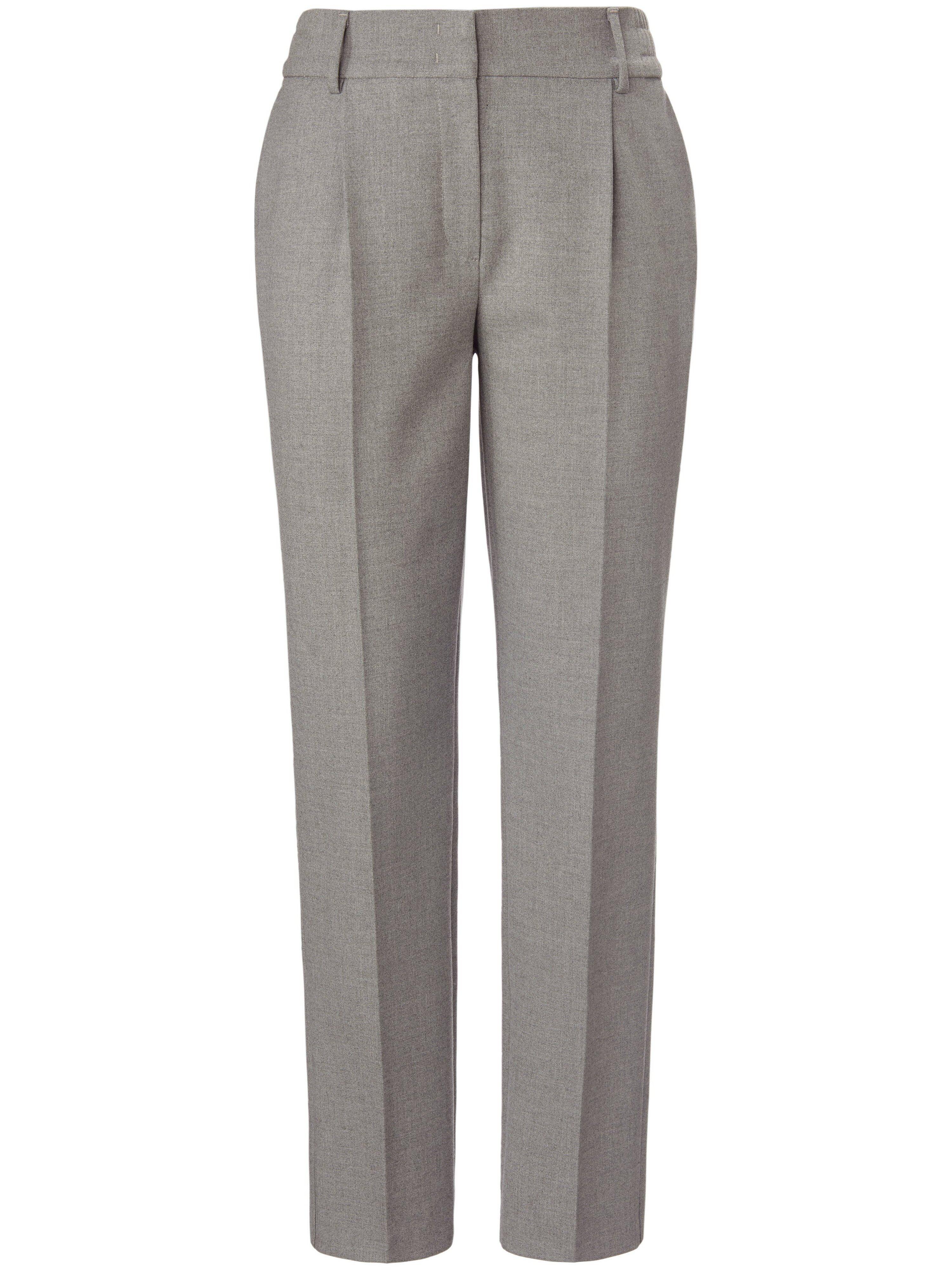 TALBOT RUNHOF X PETER HAHN Le pantalon à pinces  TALBOT RUNHOF X PETER HAHN gris  - Femme - 19