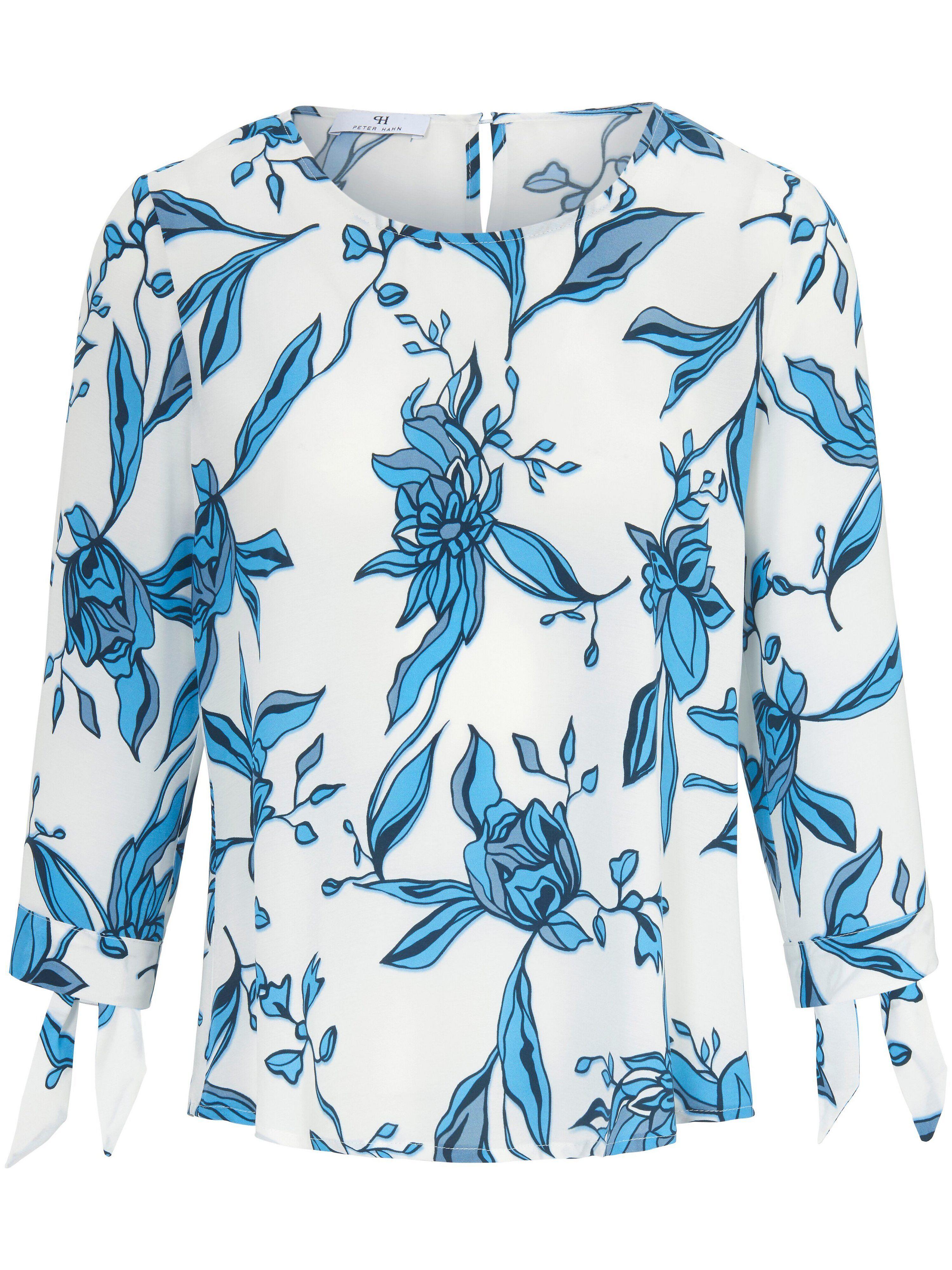 Peter Hahn La blouse manches 3/4  Peter Hahn blanc  - Femme - 38