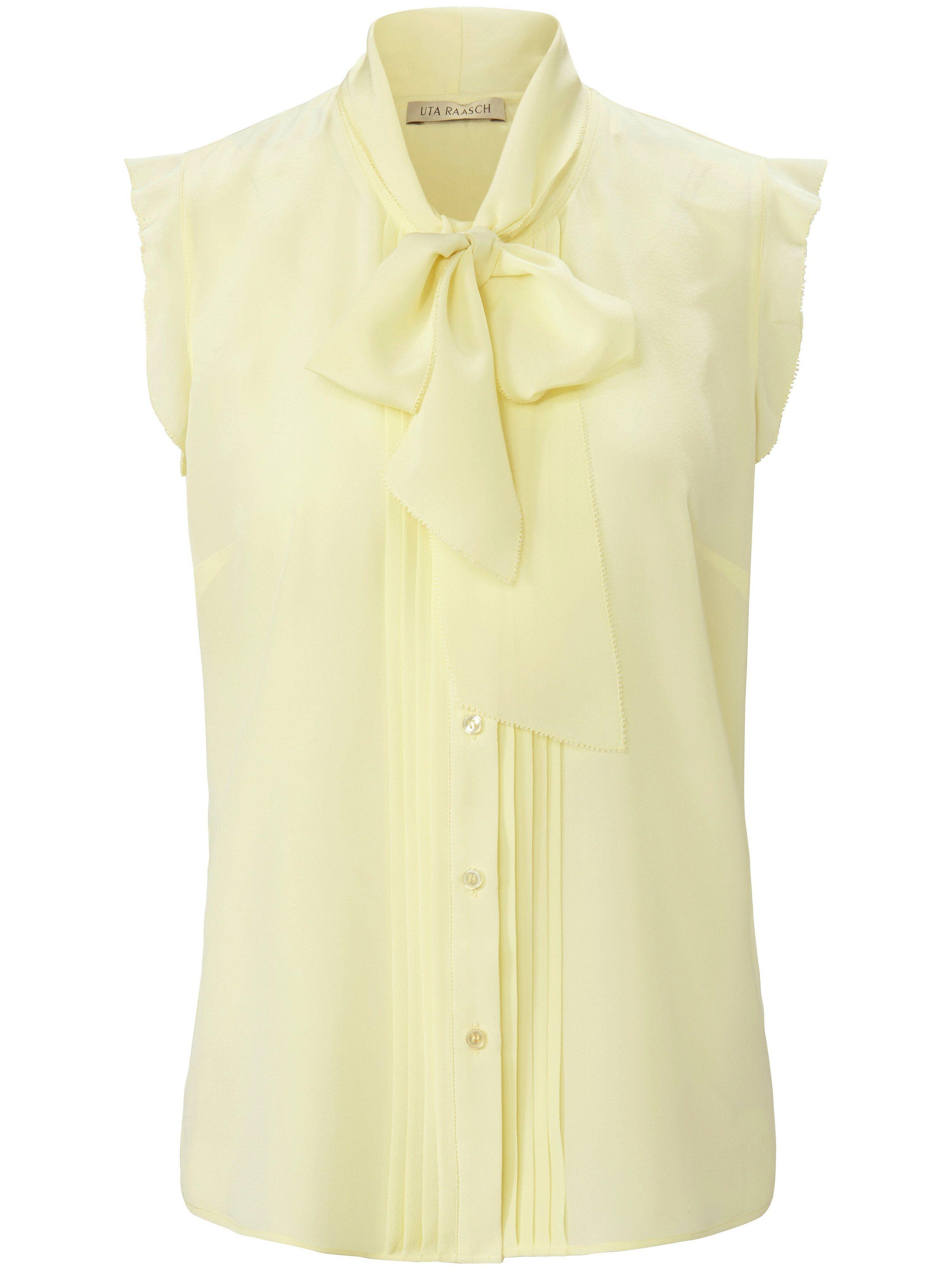 Uta Raasch Le top 100% soie  Uta Raasch jaune  - Femme - 38