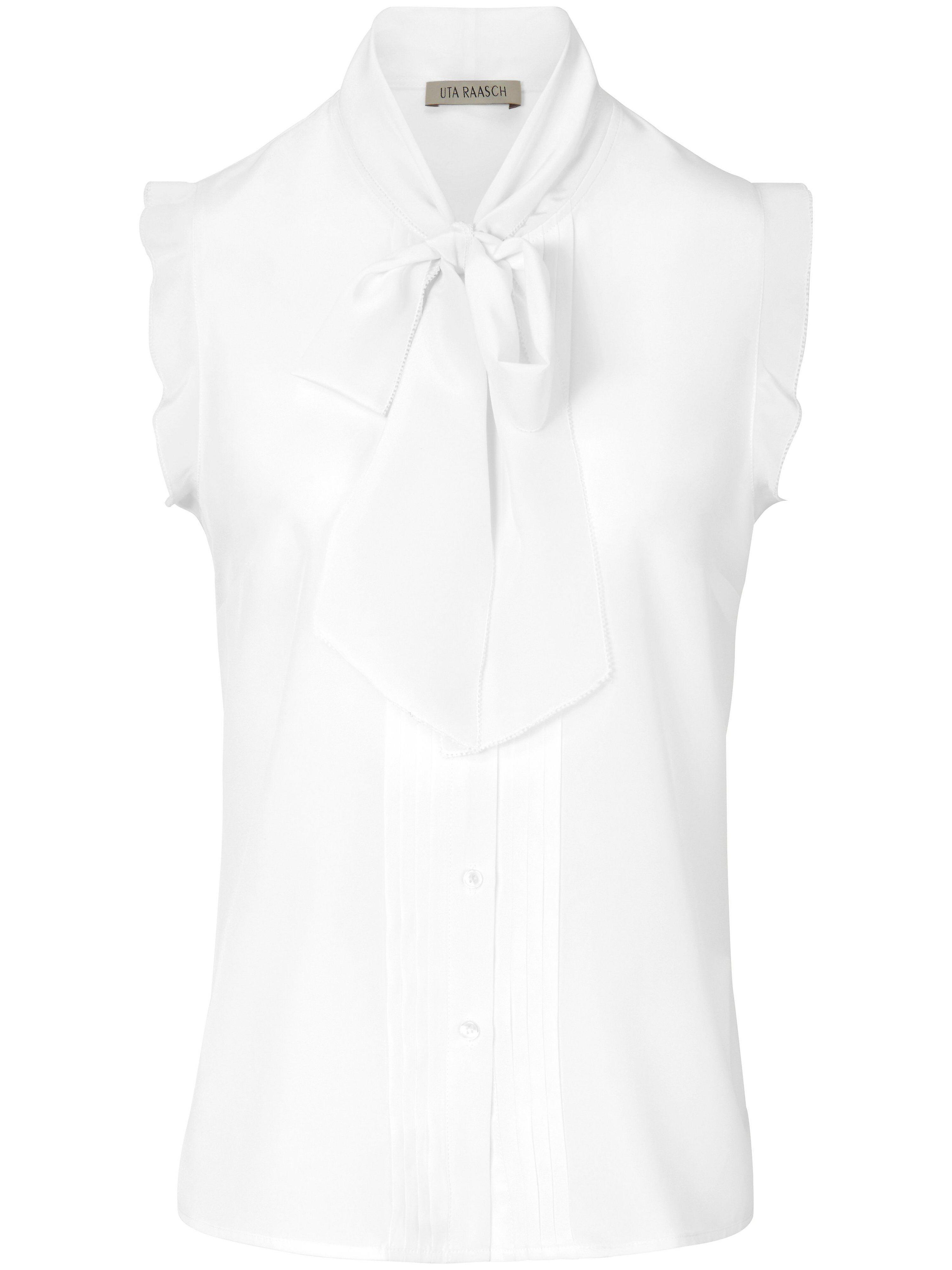 Uta Raasch Le top 100% soie  Uta Raasch blanc  - Femme - 40