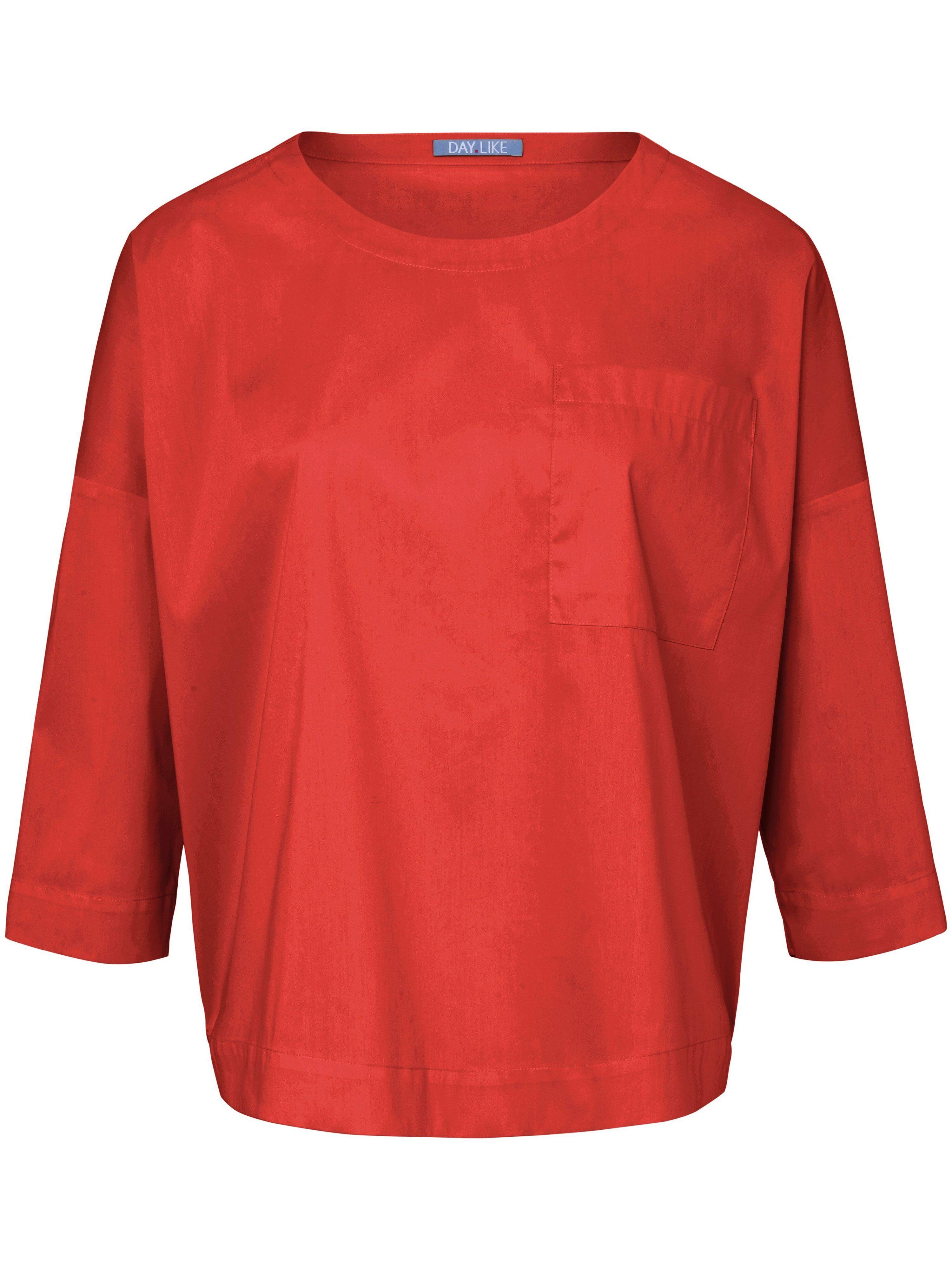 DAY.LIKE Le T-shirt ligne ample  DAY.LIKE orange  - Femme - 42