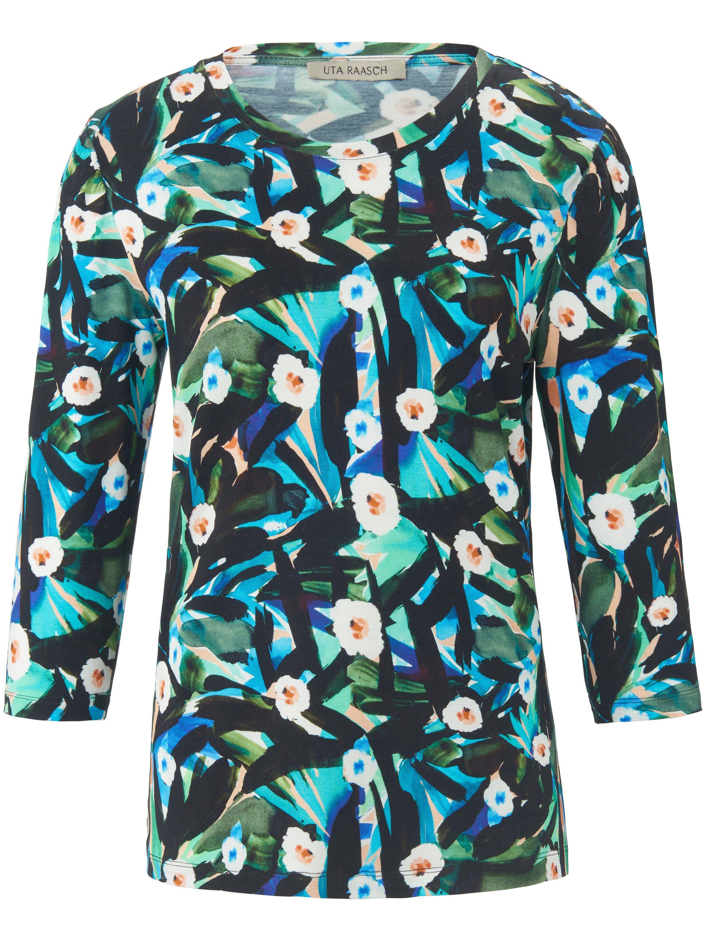 Uta Raasch Le T-shirt manches 3/4  Uta Raasch multicolore  - Femme - 38