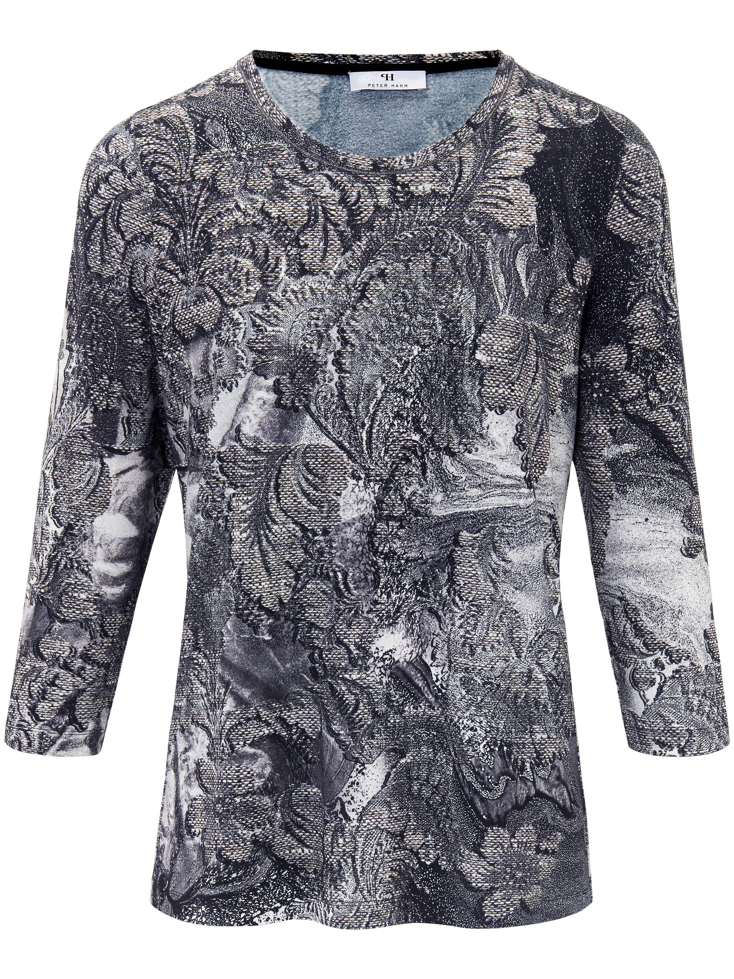 Peter Hahn Le T-shirt manches 3/4  Peter Hahn noir  - Femme - 38