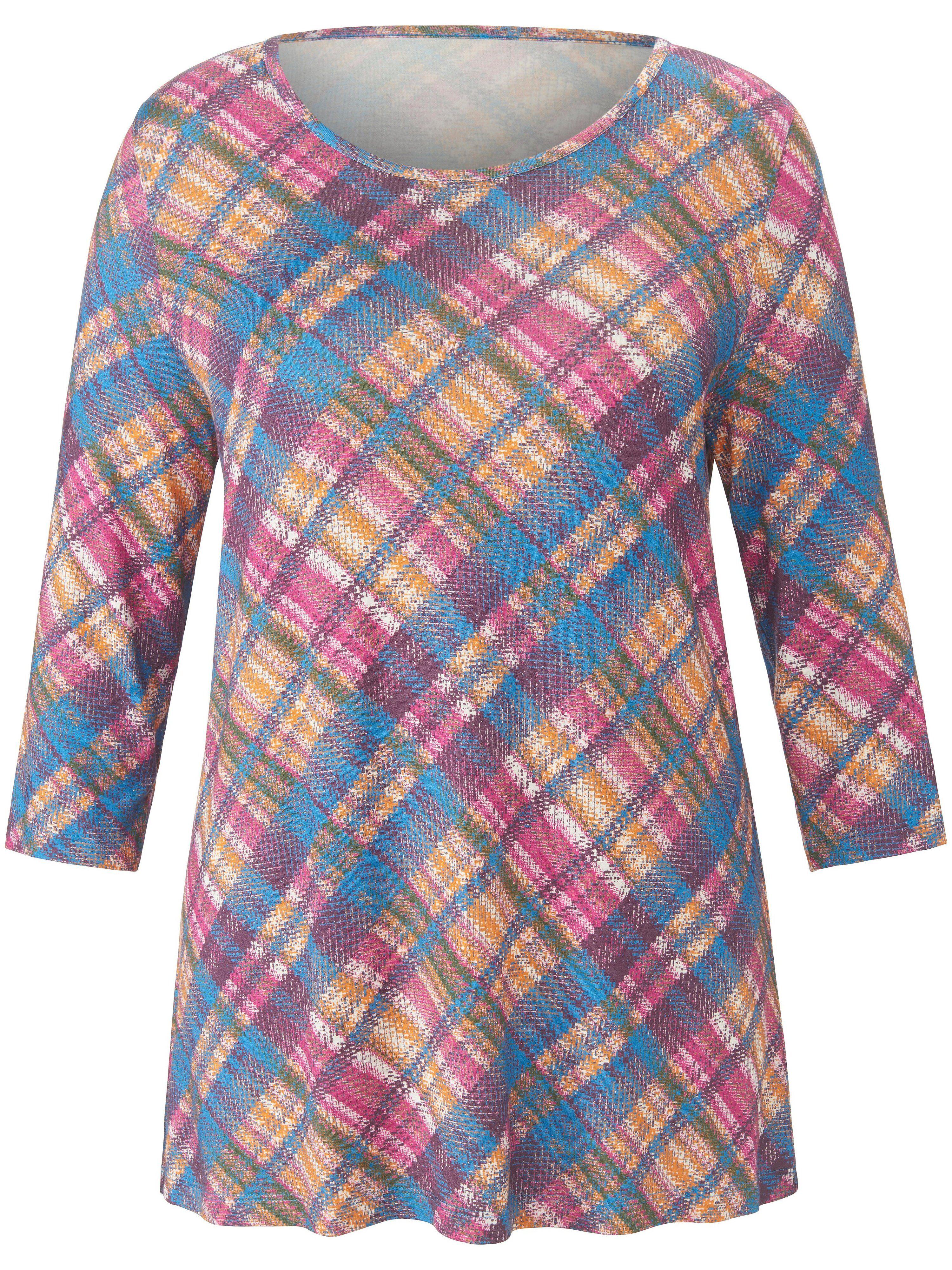 Anna Aura Le T-shirt manches 3/4  Anna Aura multicolore  - Femme - 48
