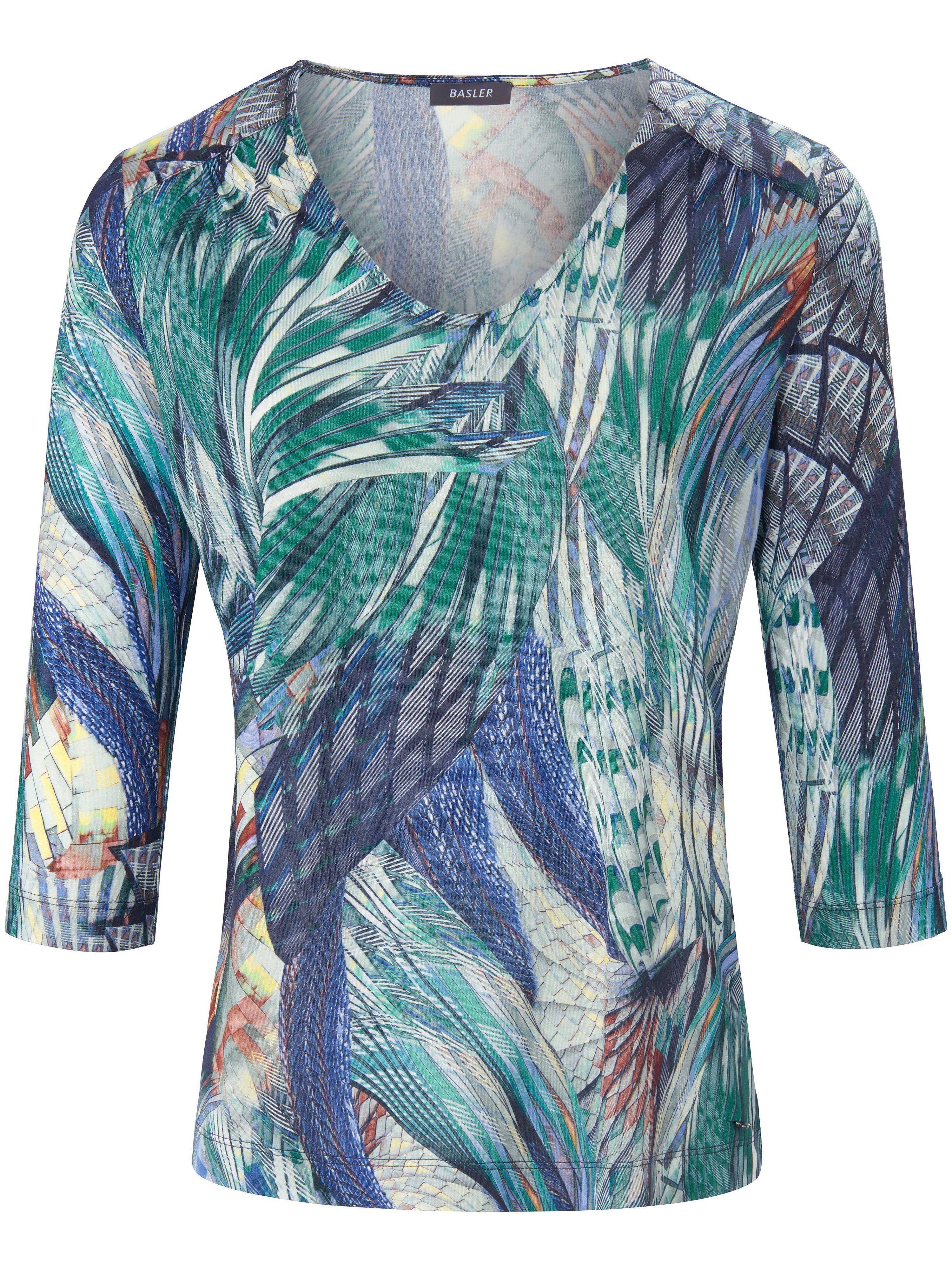 Basler Le T-shirt manches 3/4  Basler multicolore  - Femme - 48
