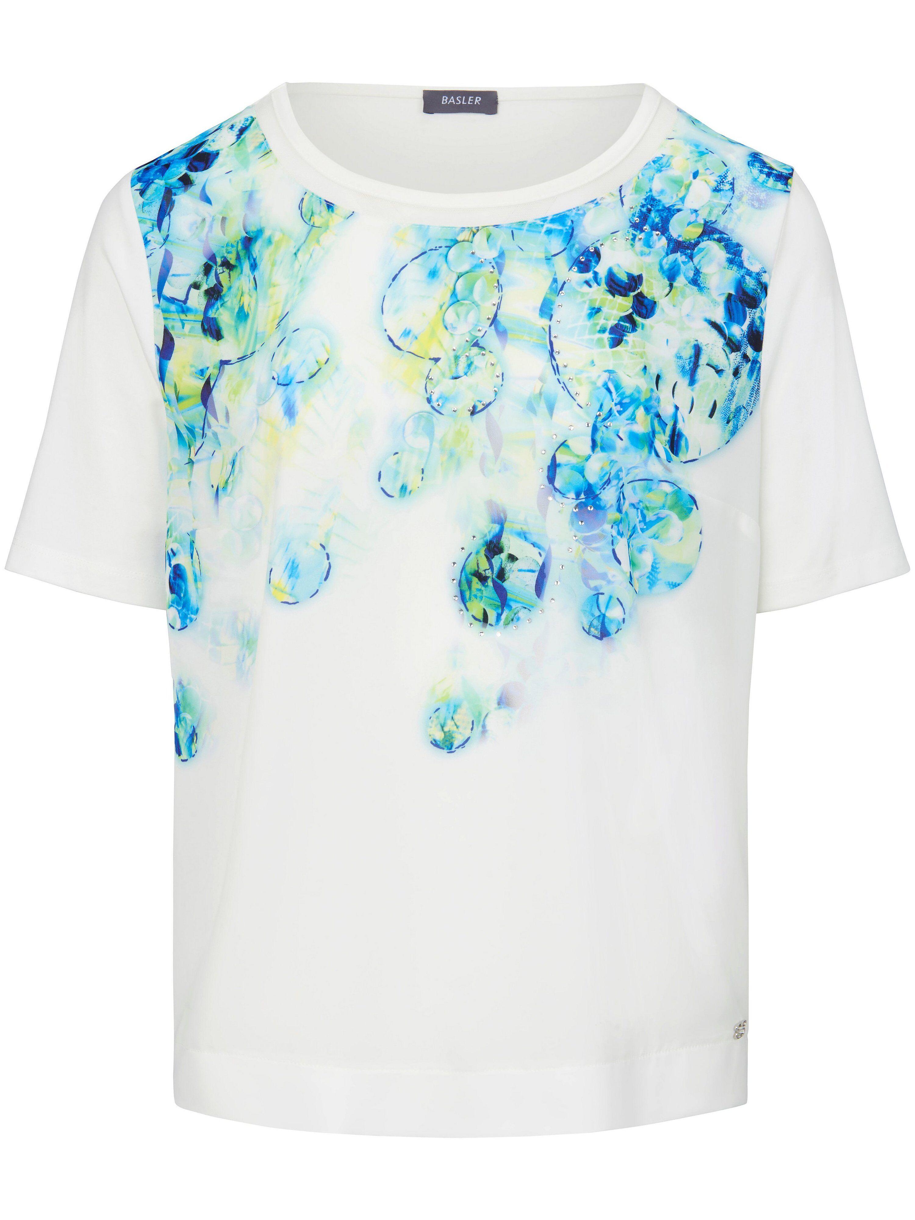 Basler Le T-shirt ligne fluide  Basler blanc  - Femme - 40