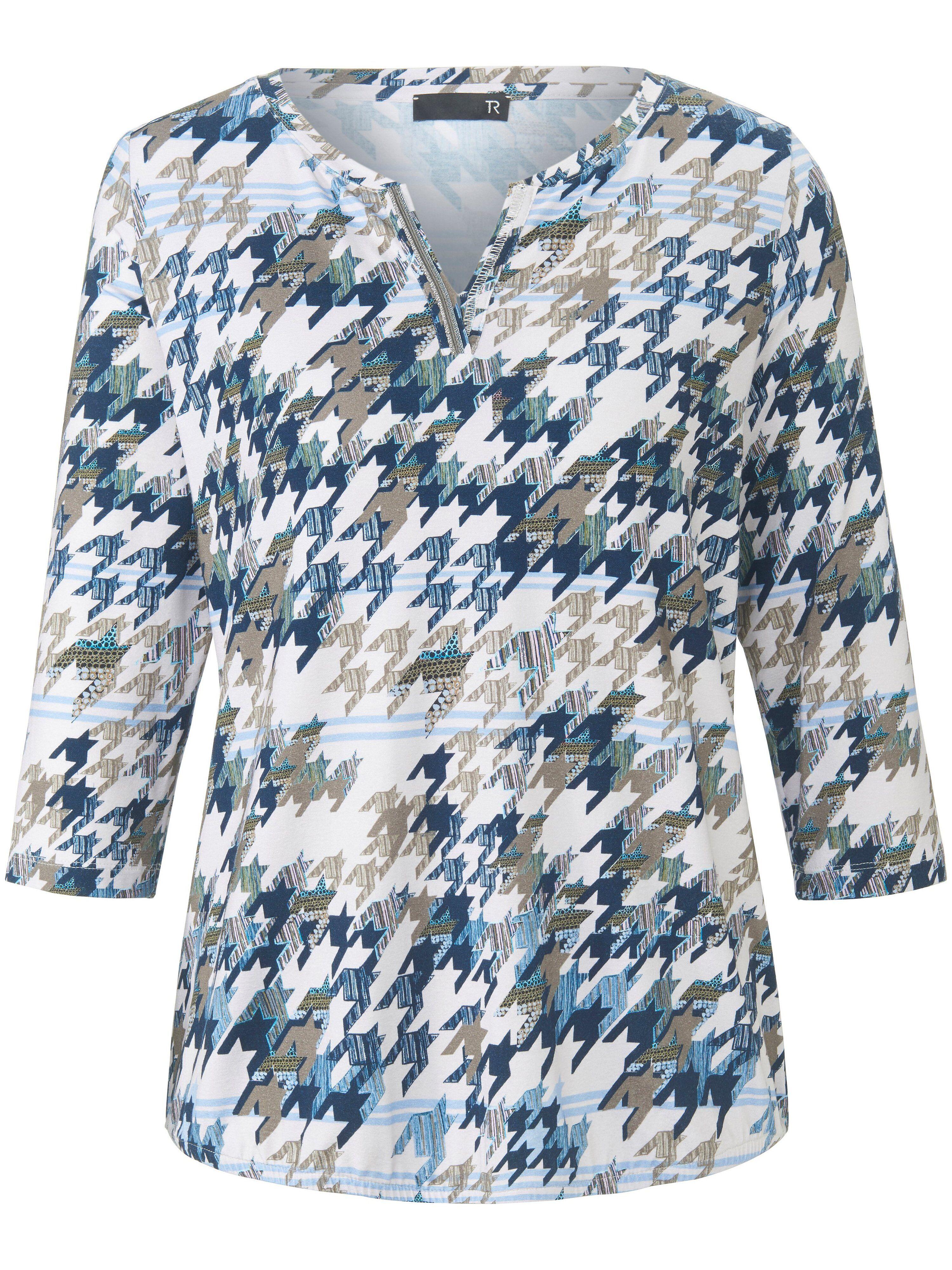 Rabe Le T-shirt manches 3/4  Rabe bleu  - Femme - 38