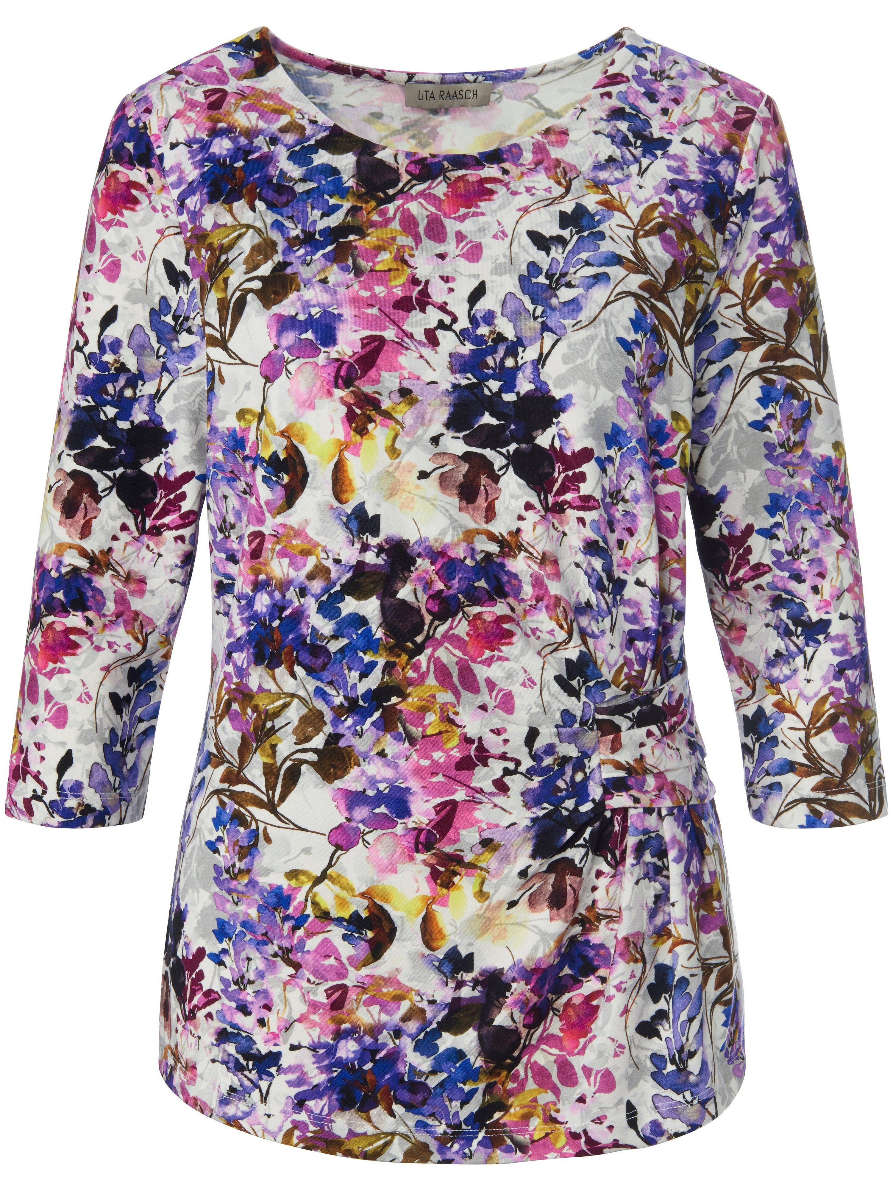 Uta Raasch Le T-shirt manches 3/4  Uta Raasch multicolore  - Femme - 44