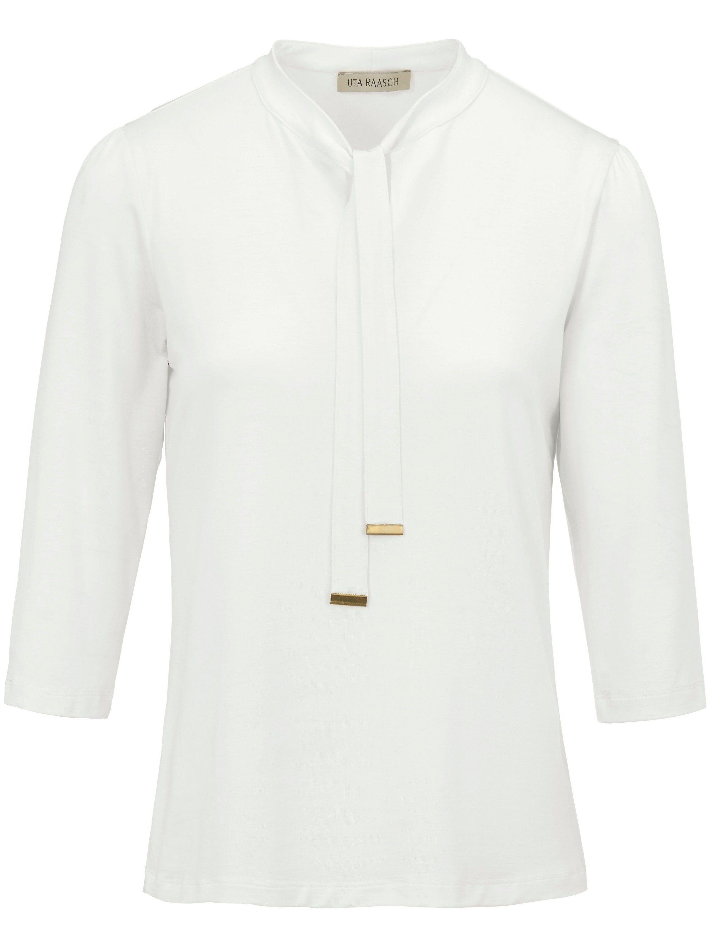Uta Raasch Le T-shirt à manches 3/4  Uta Raasch blanc  - Femme - 38