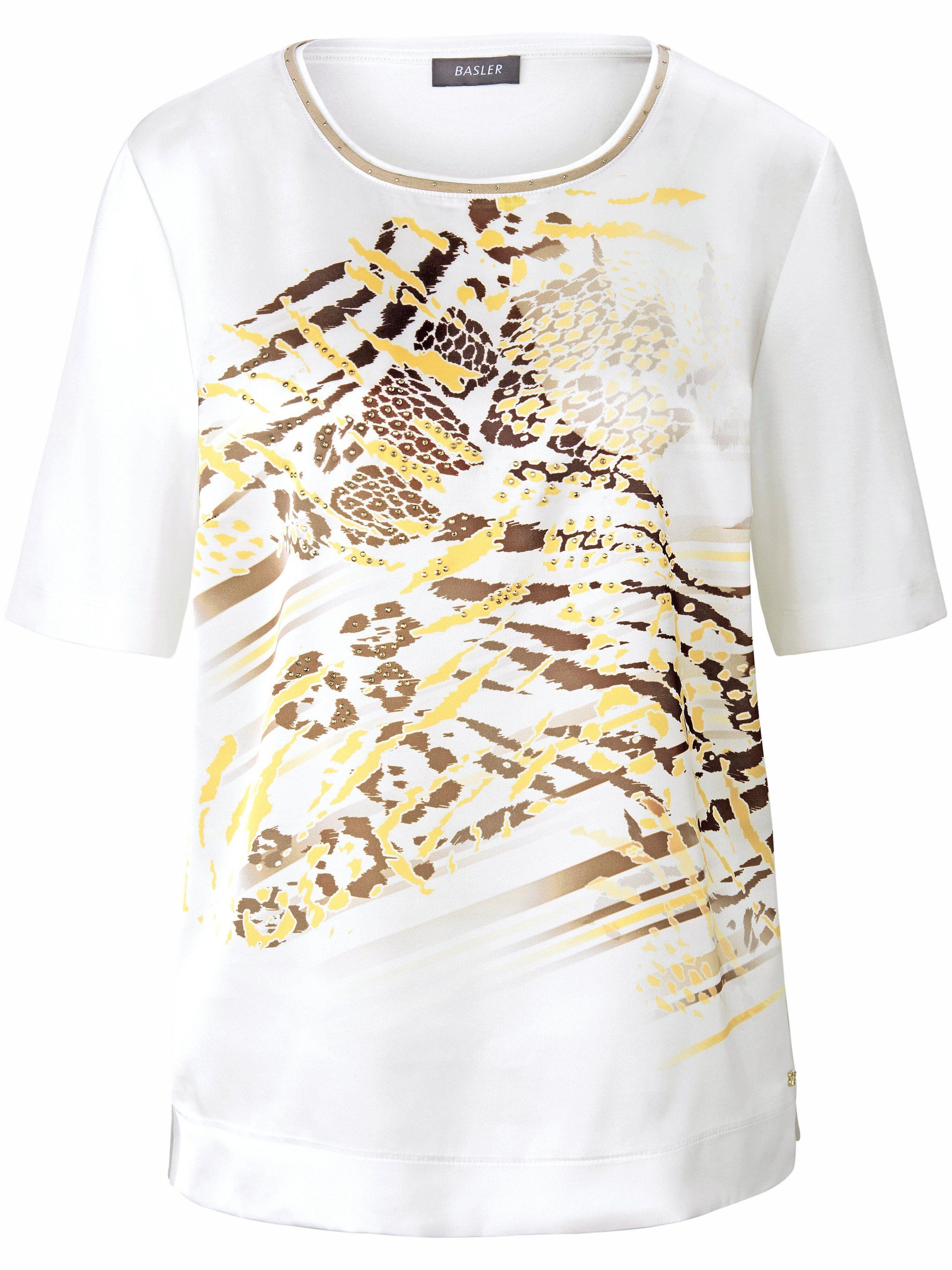 Basler Le T-shirt manches courtes  Basler blanc  - Femme - 38