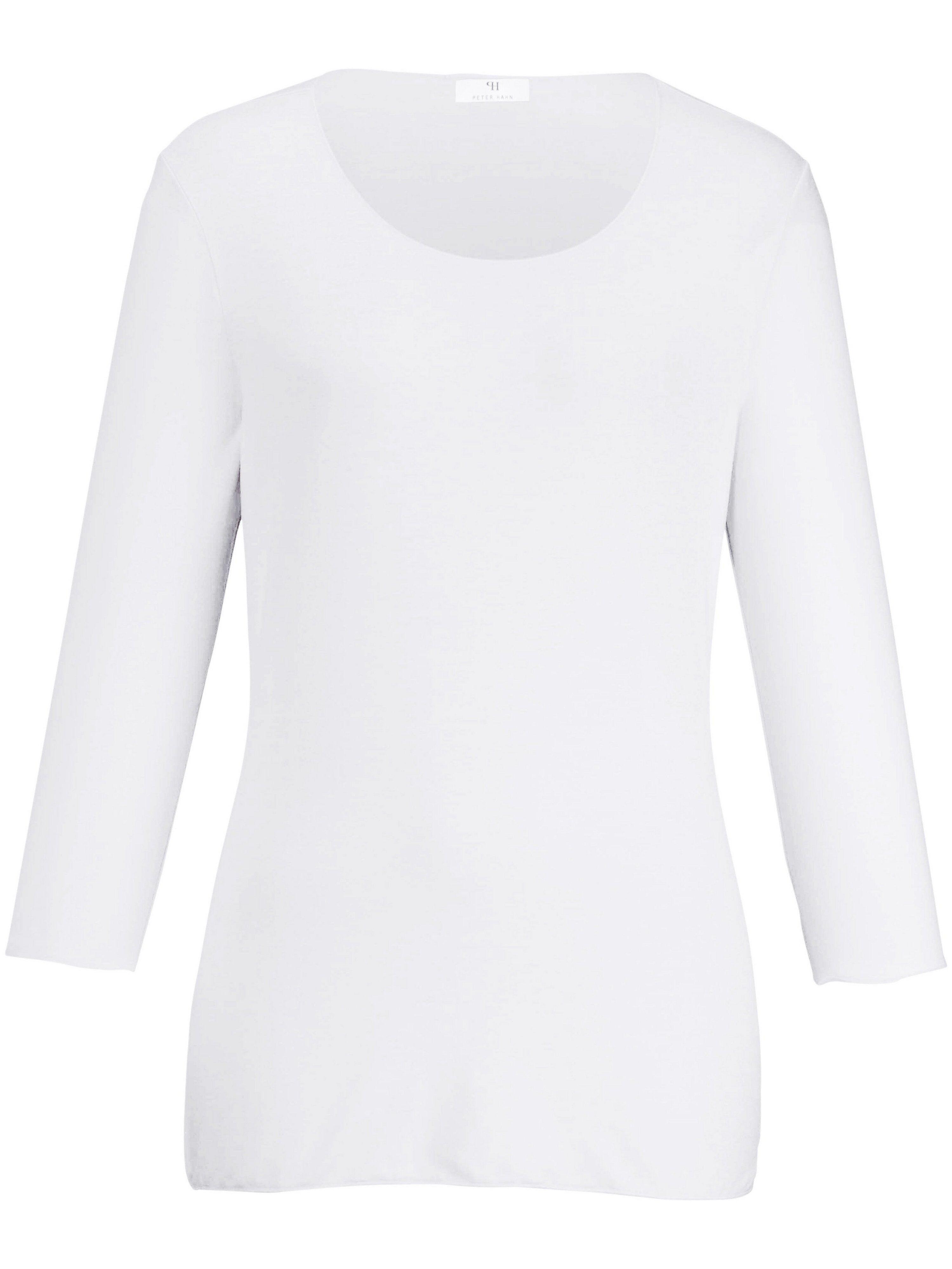 Peter Hahn Le T-shirt manches 3/4  Peter Hahn blanc  - Femme - 38